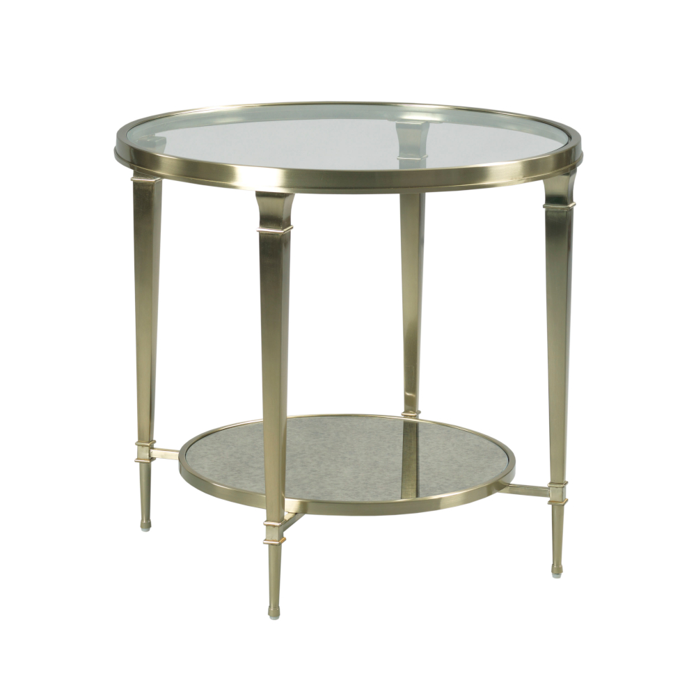 Galerie End Tables by Hammary at Upper Room Home Furnishings