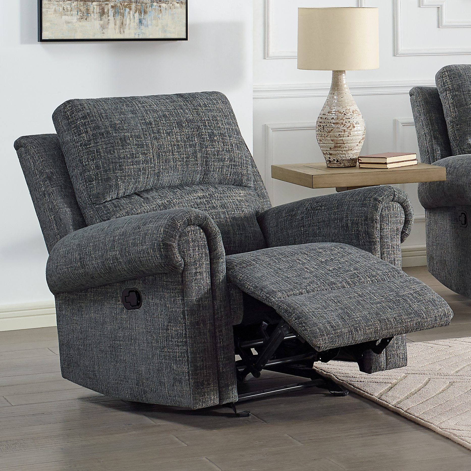 Connor Power Glider Recliner by New Classic at Rooms for Less