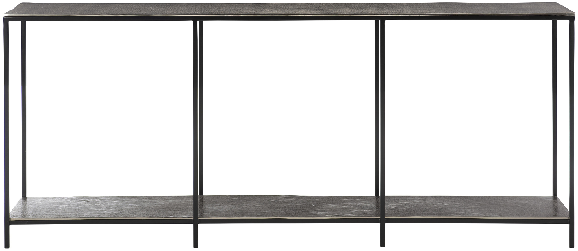 Interiors - Equinox Console Table by Bernhardt at Esprit Decor Home Furnishings