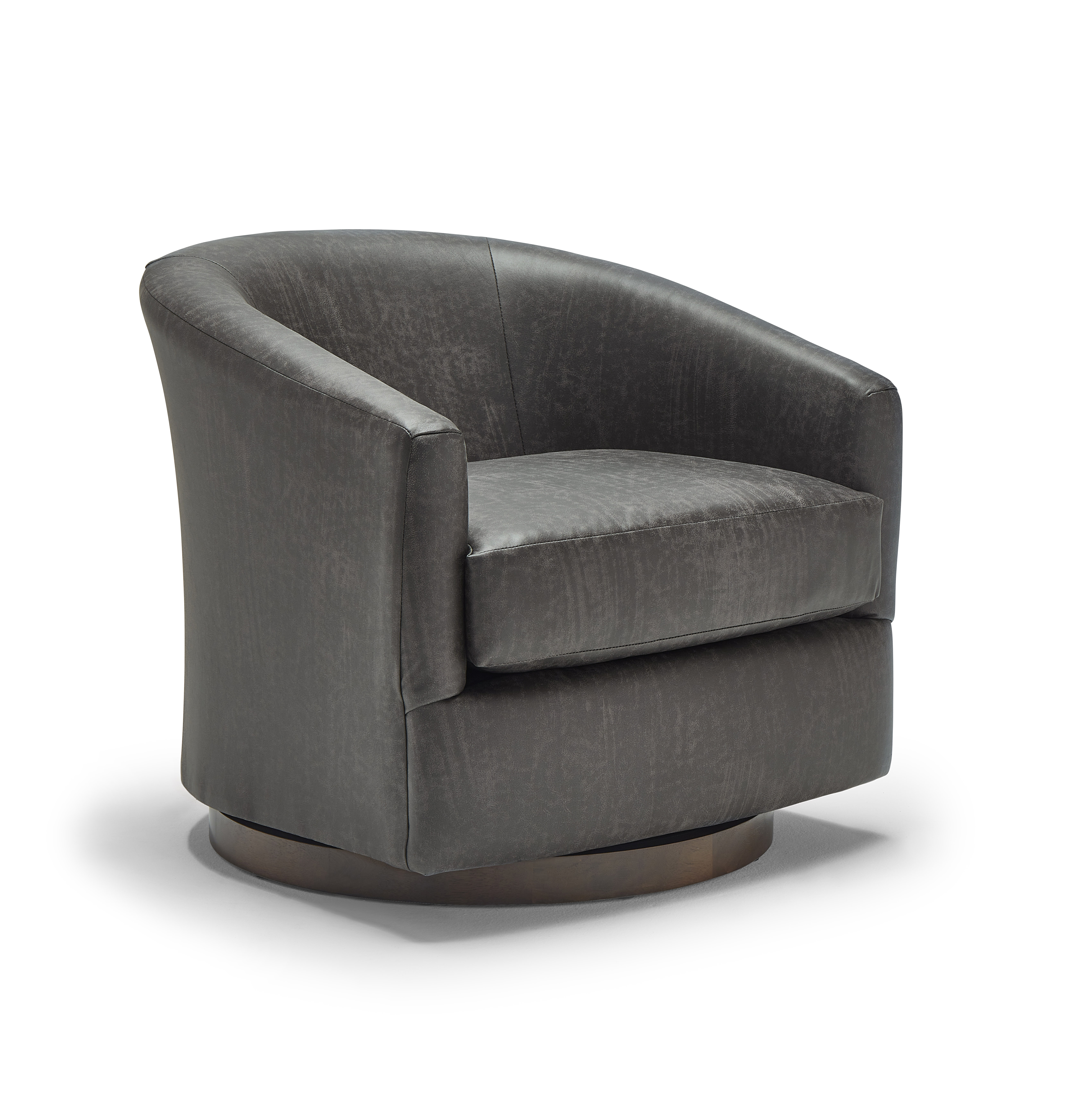 Ennely Swivel Chair by Best Home Furnishings at Gill Brothers Furniture