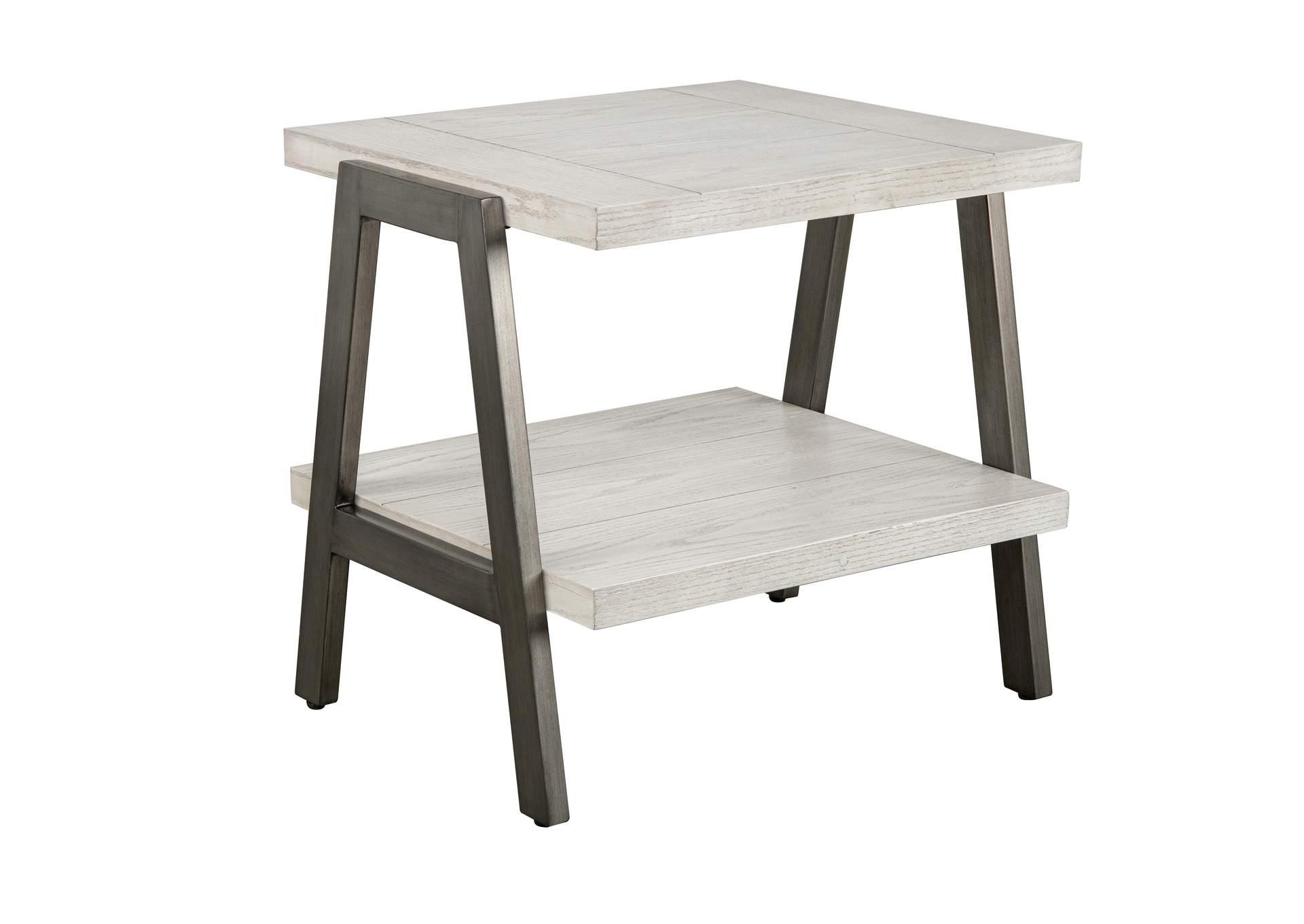 Marcel End Table by Lane at Powell's Furniture and Mattress