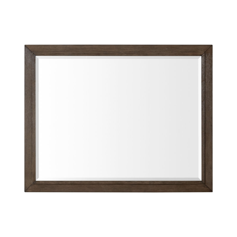 Preston Dresser Mirror by Intercon at Rife's Home Furniture
