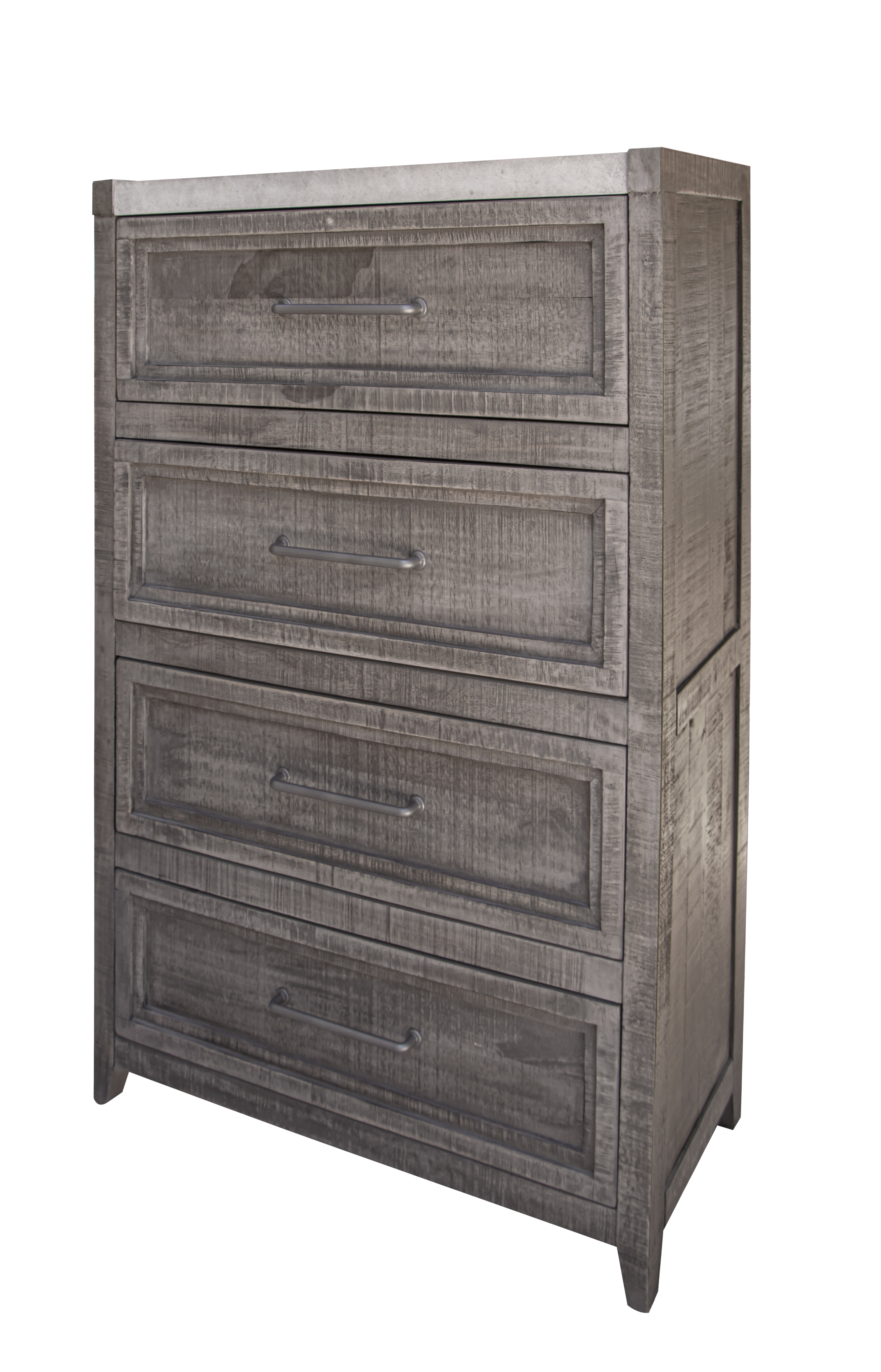 Marble Chest by International Furniture Direct at Zak's Home