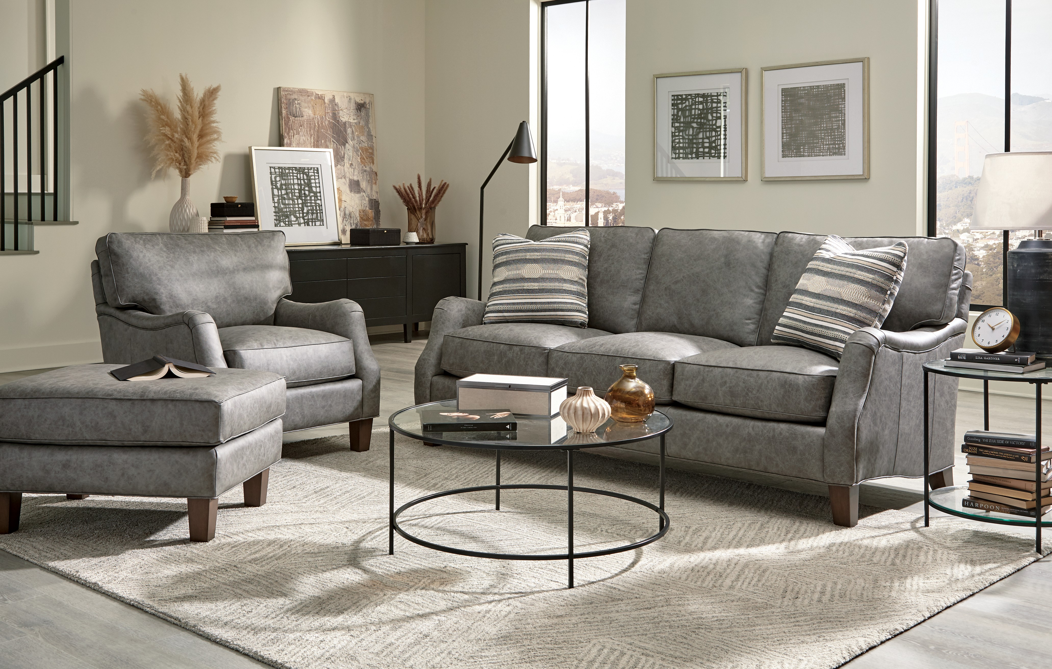 L713150BD Living Room Group by Craftmaster at Baer's Furniture