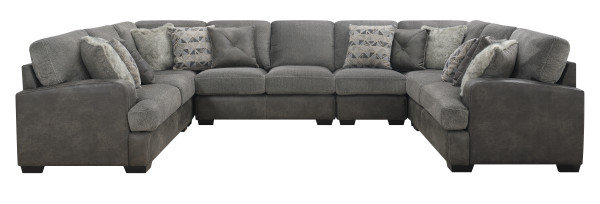 Berlin 6-Piece U-Shape Sectional by Emerald at Northeast Factory Direct