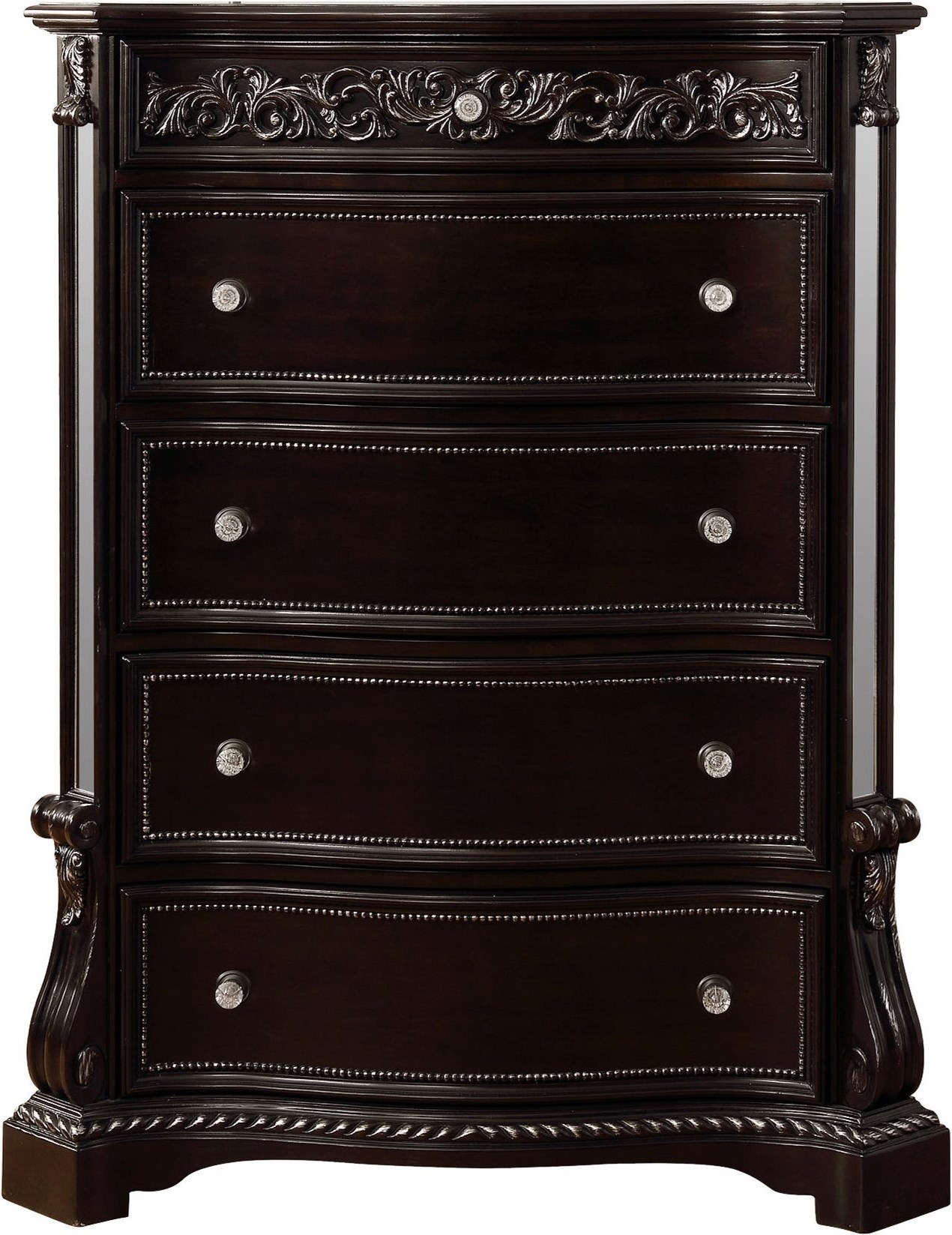 Bankston Chest by Crown Mark at Northeast Factory Direct