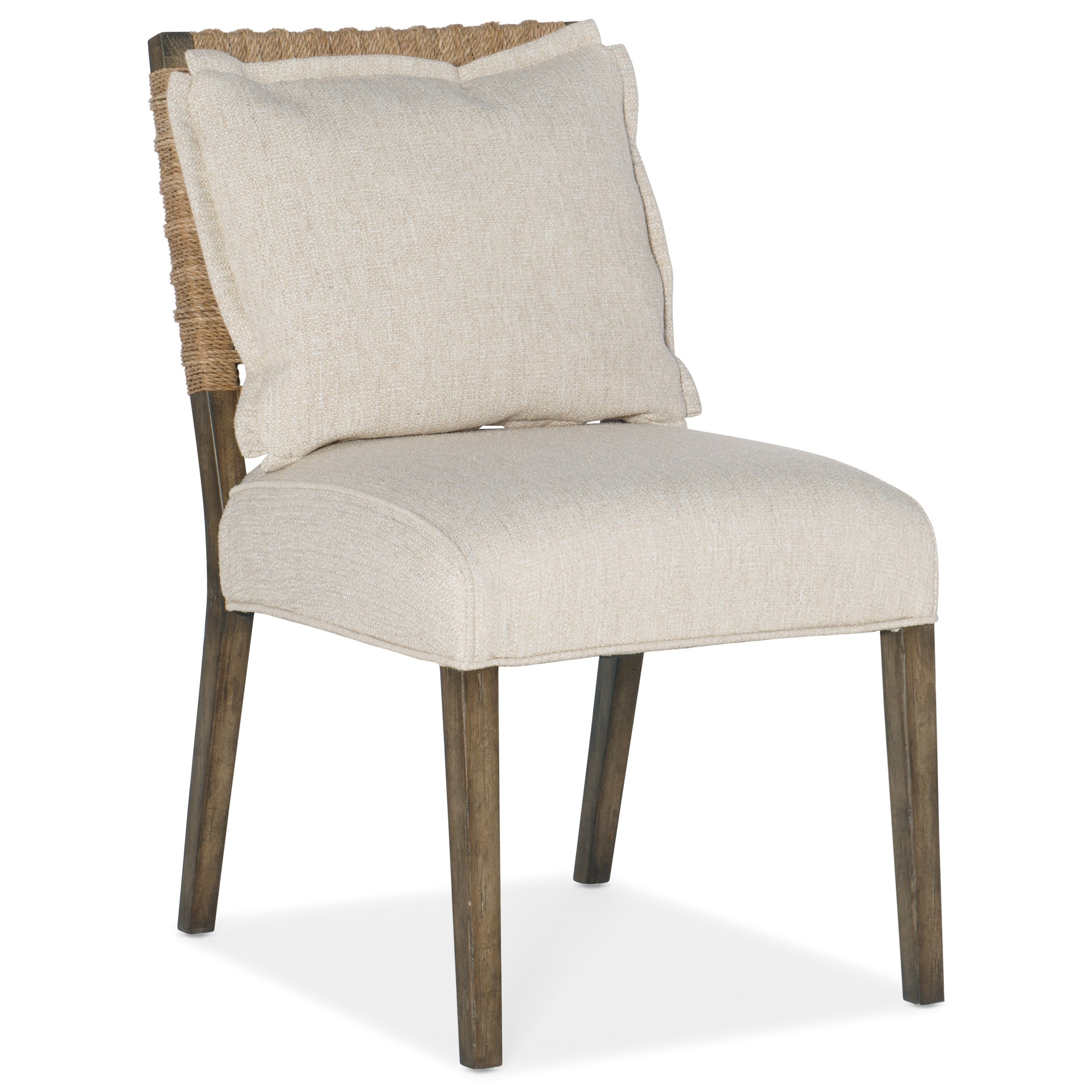 Sundance Side Chair by Hooker Furniture at Miller Waldrop Furniture and Decor