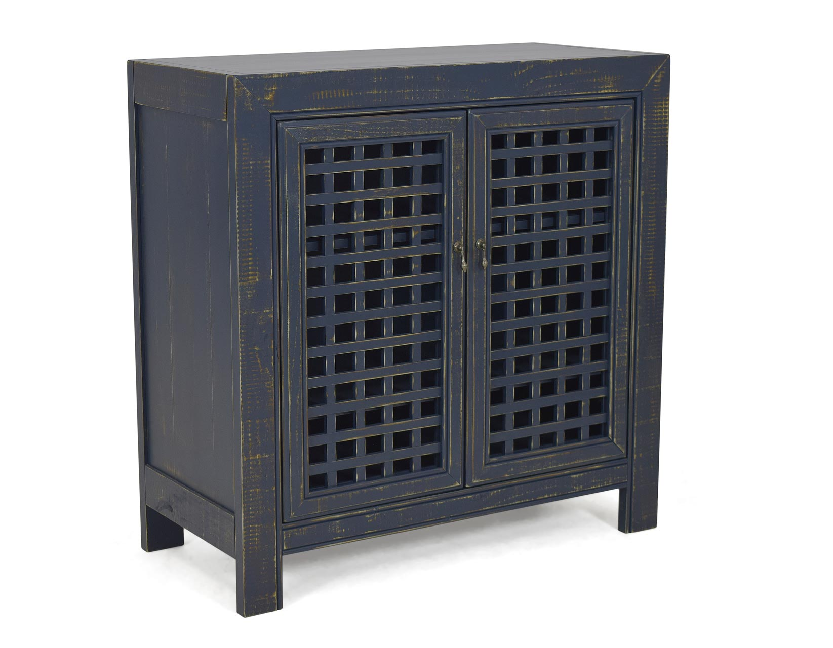 Rio 2-Door Cabinet by Steve Silver at Northeast Factory Direct