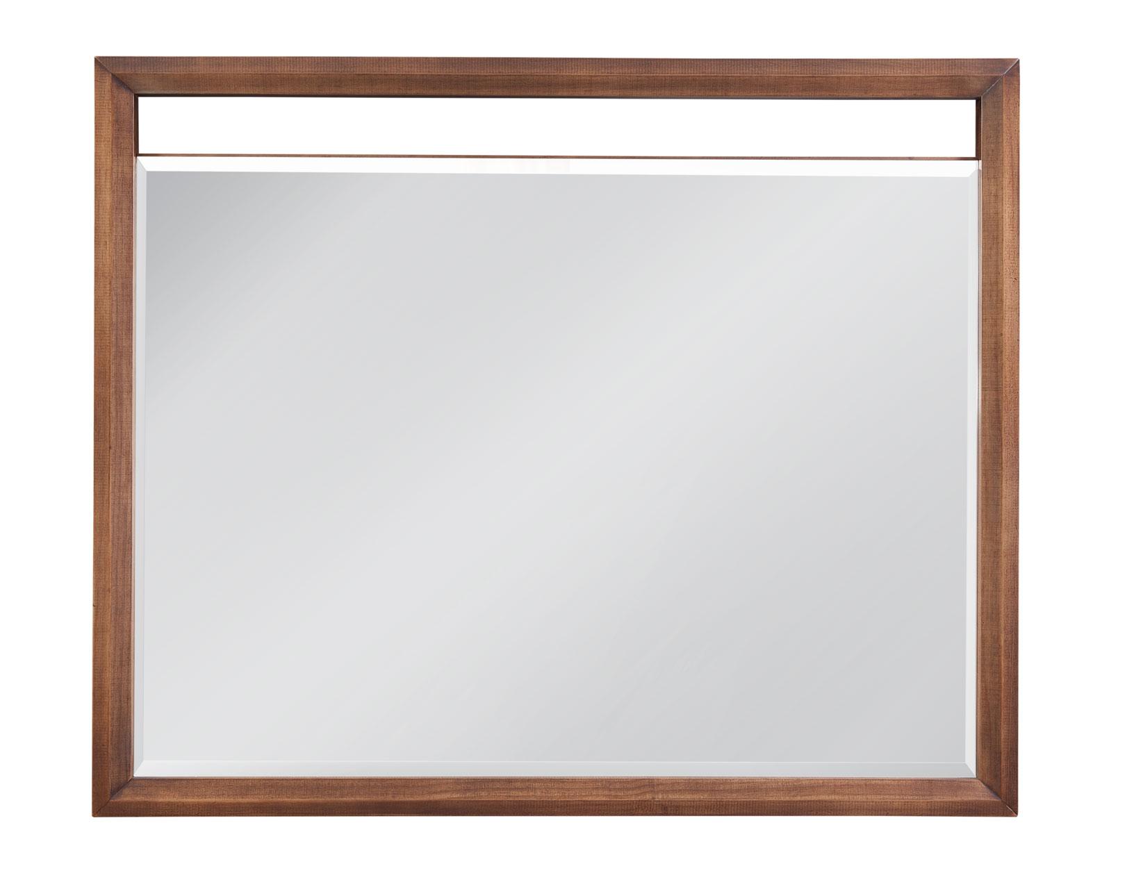 Lofton Dresser Mirror by Steve Silver at Northeast Factory Direct