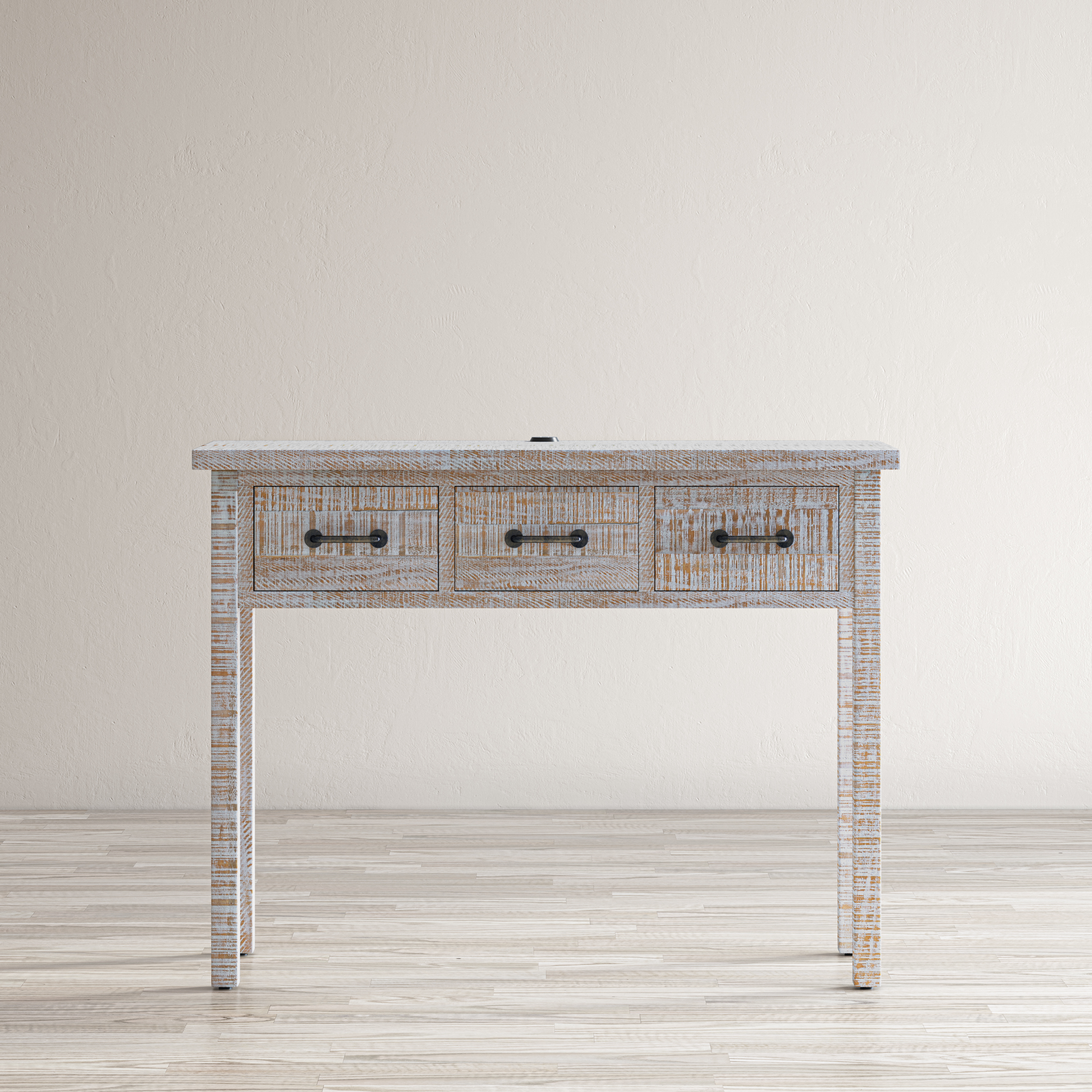 North Coast Small Accent Console by Jo Furniture Co. at Ruby Gordon Home