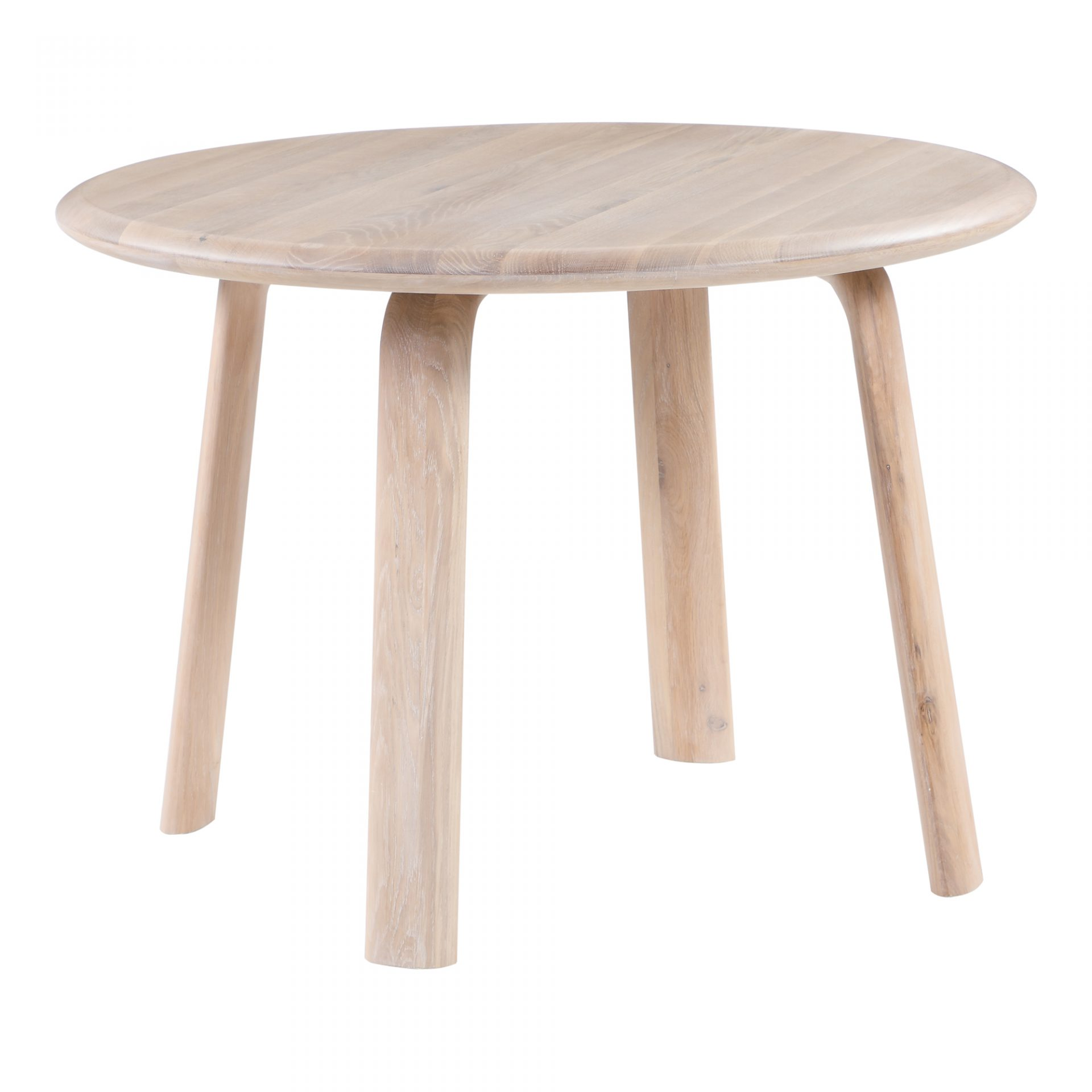 Malibu Round Dining Table by Moe's Home Collection at Stoney Creek Furniture
