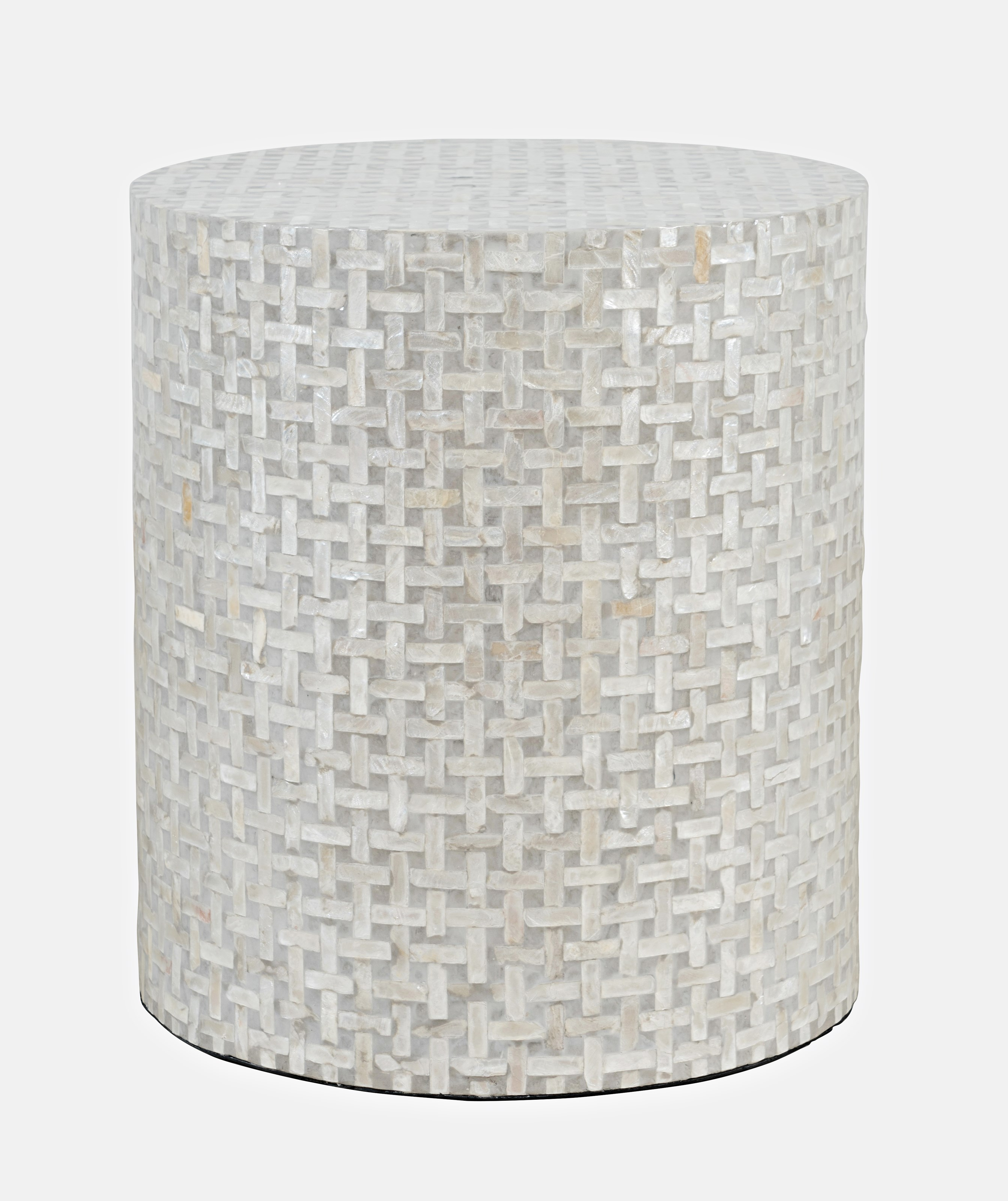 Global Archive Capri Small Round Table by Jofran at Crowley Furniture & Mattress
