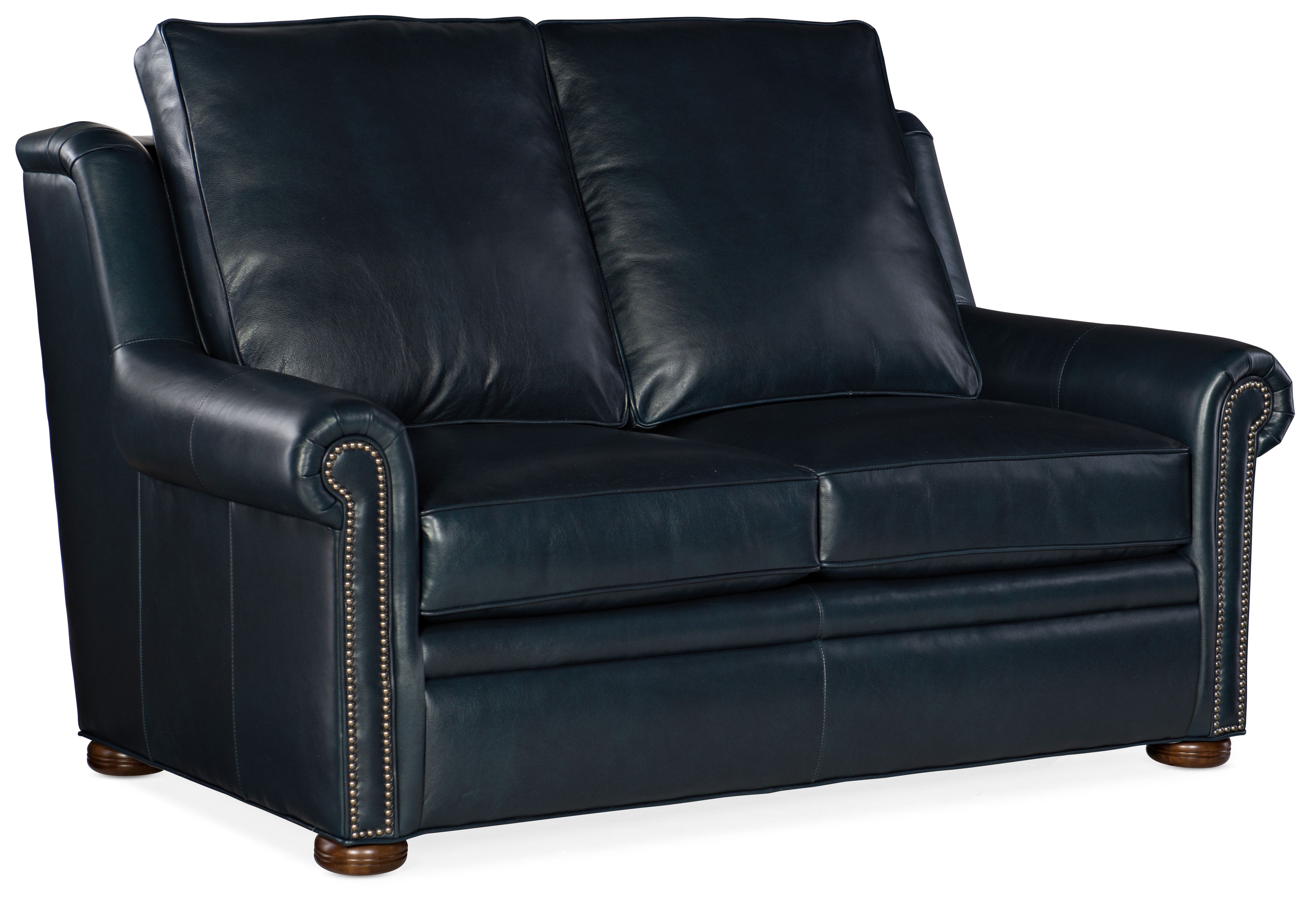 Reece Stationary Loveseat by Bradington Young at Sprintz Furniture
