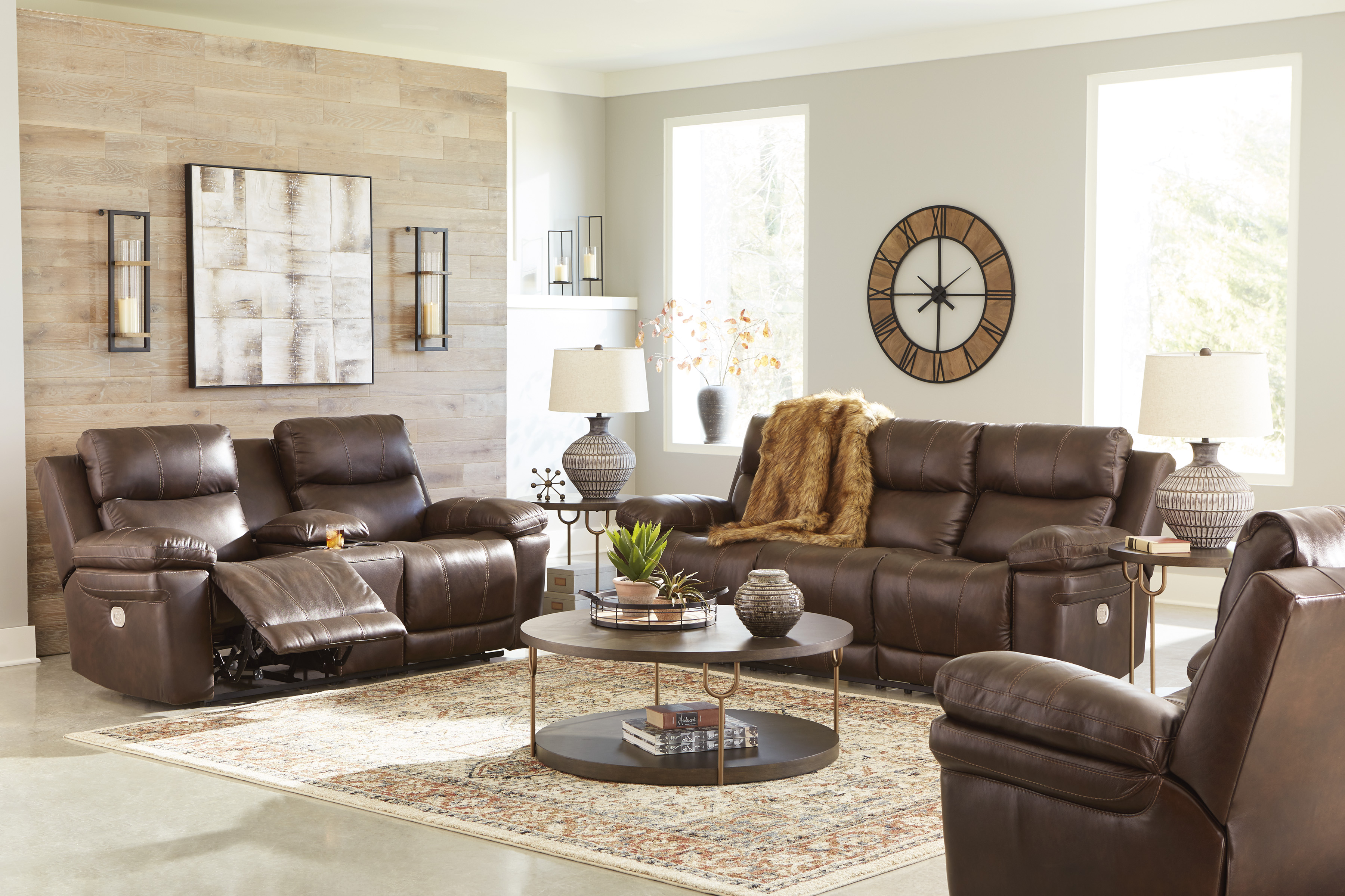 Edmar Stationary Living Room Groups by Signature Design by Ashley at Westrich Furniture & Appliances