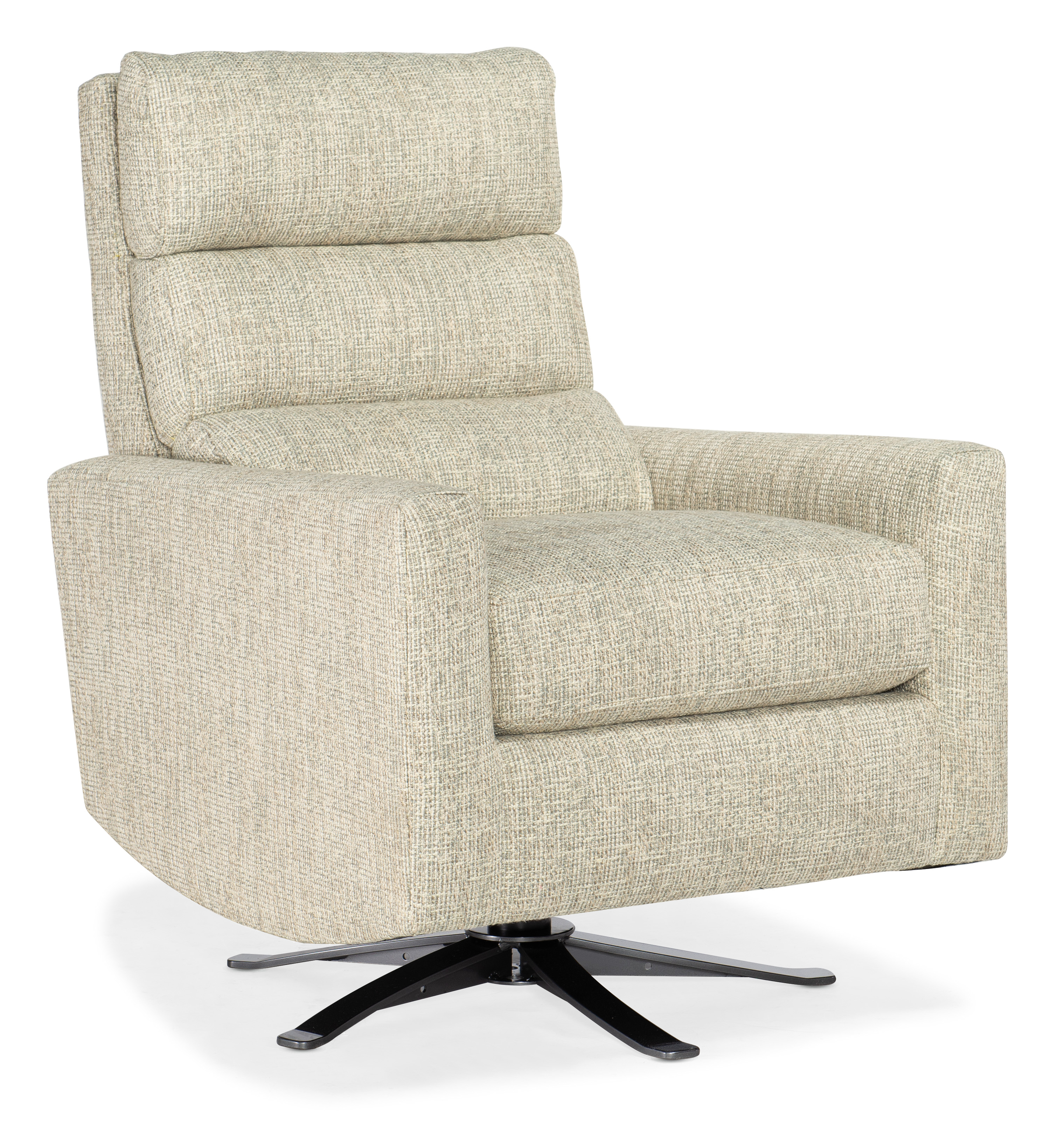 Swivel Chair w/ Metal Base