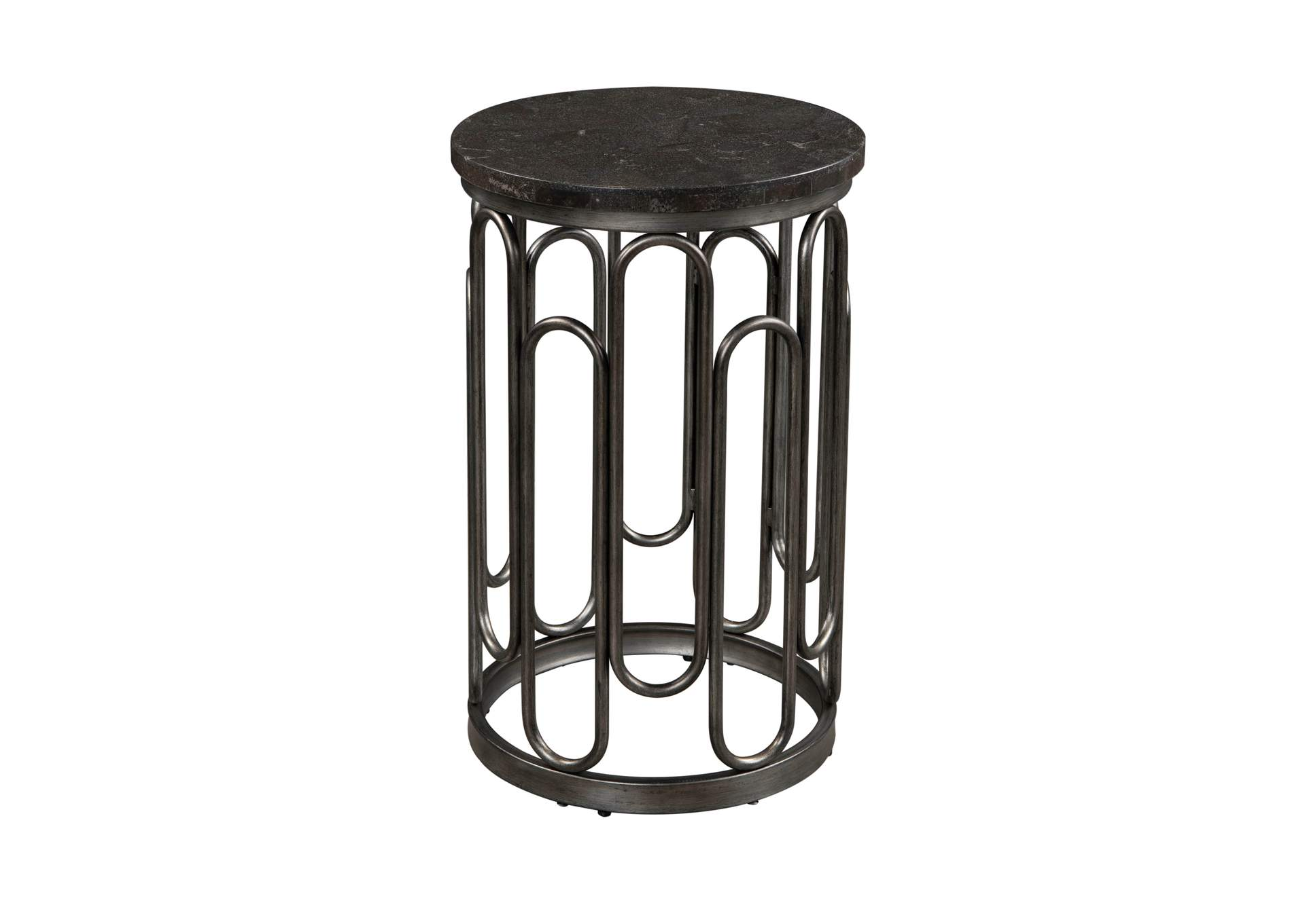 Marbella End table by Lane at Powell's Furniture and Mattress