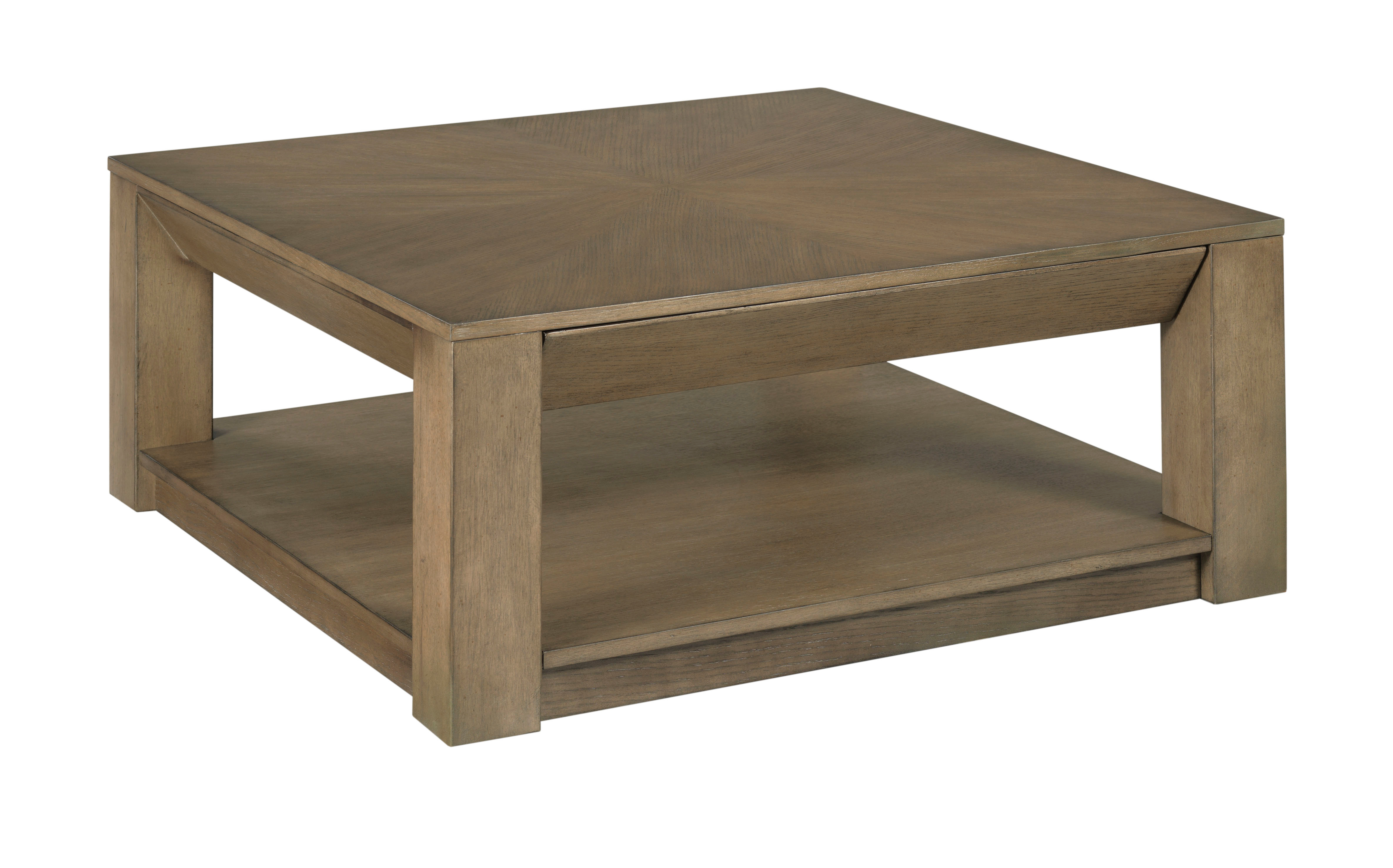Square Drawer Coffee Table