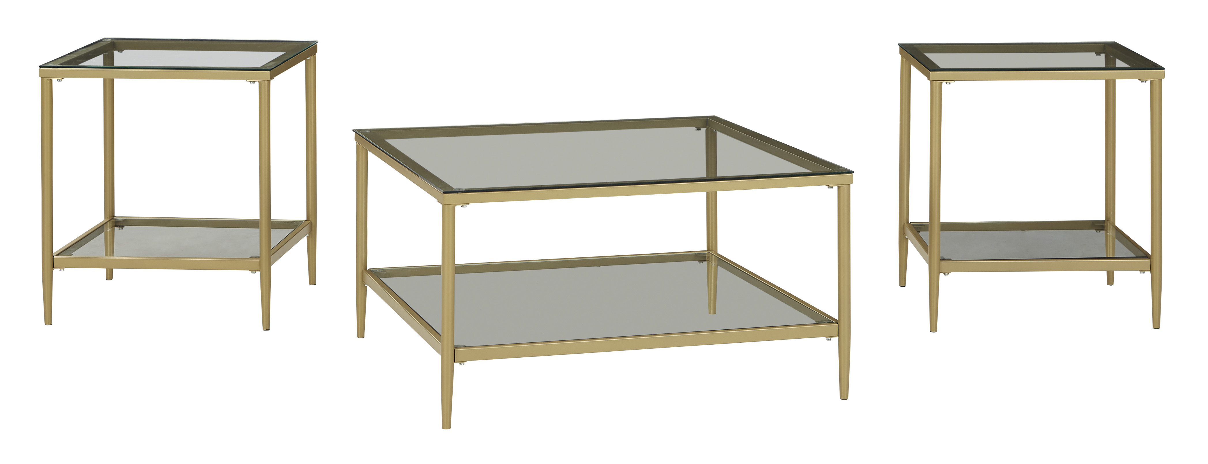 Zerika Occasional Table Set  by Signature Design by Ashley at Lynn's Furniture & Mattress