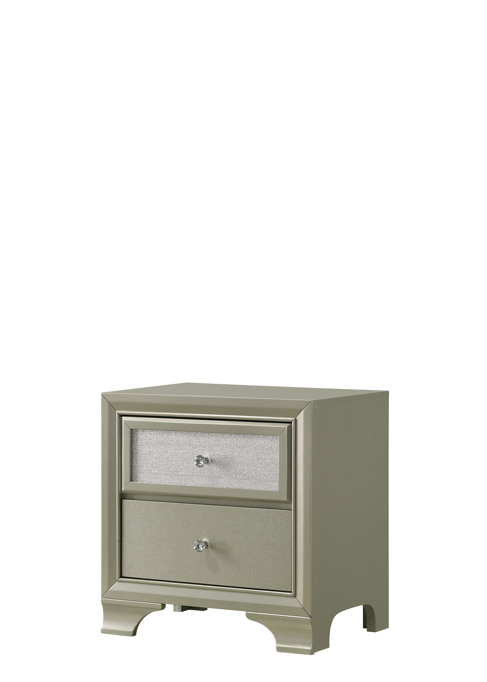 Landyn Nightstand by Crown Mark at Dream Home Interiors