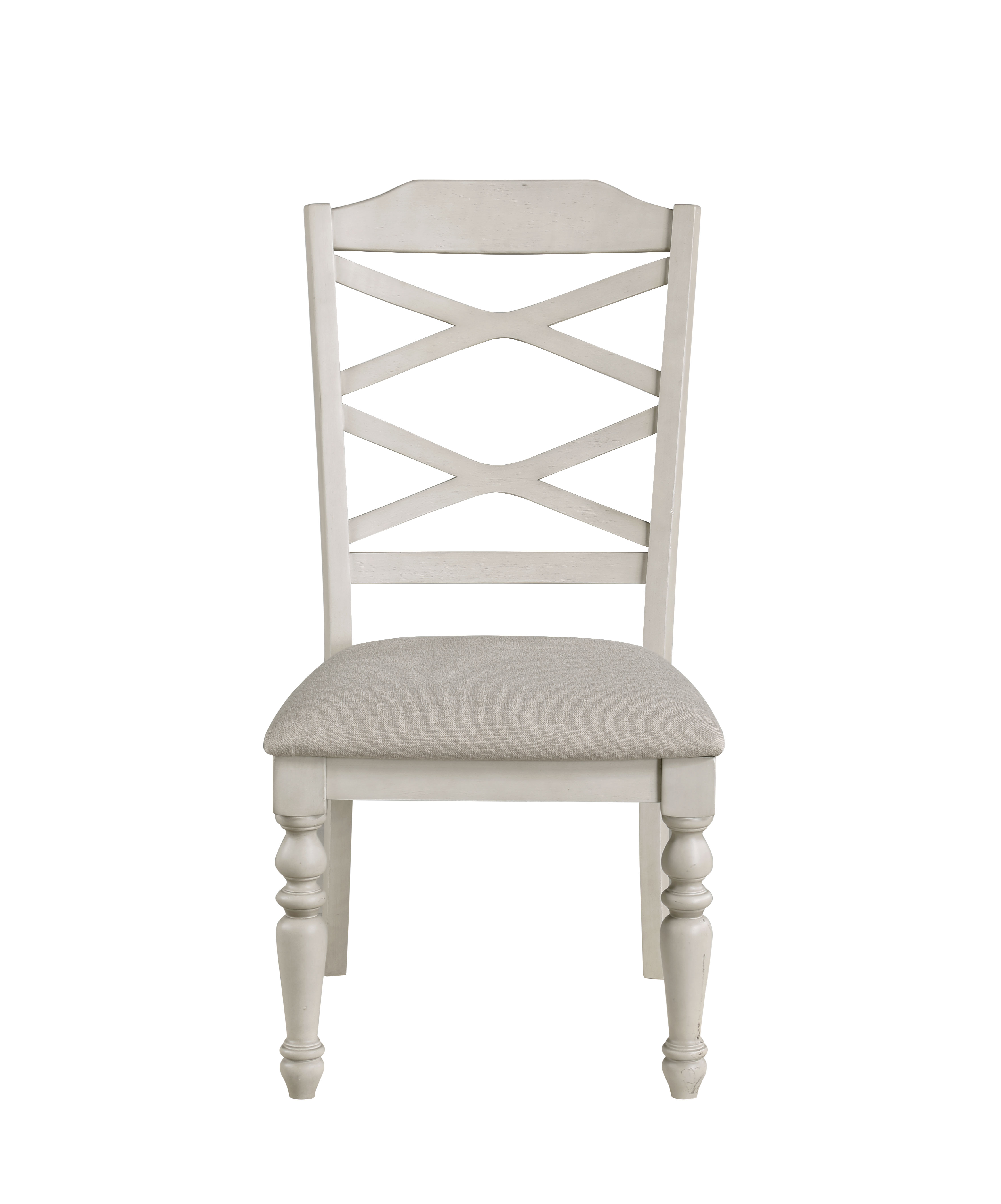 Jennifer Side Chair by New Classic at Beds N Stuff