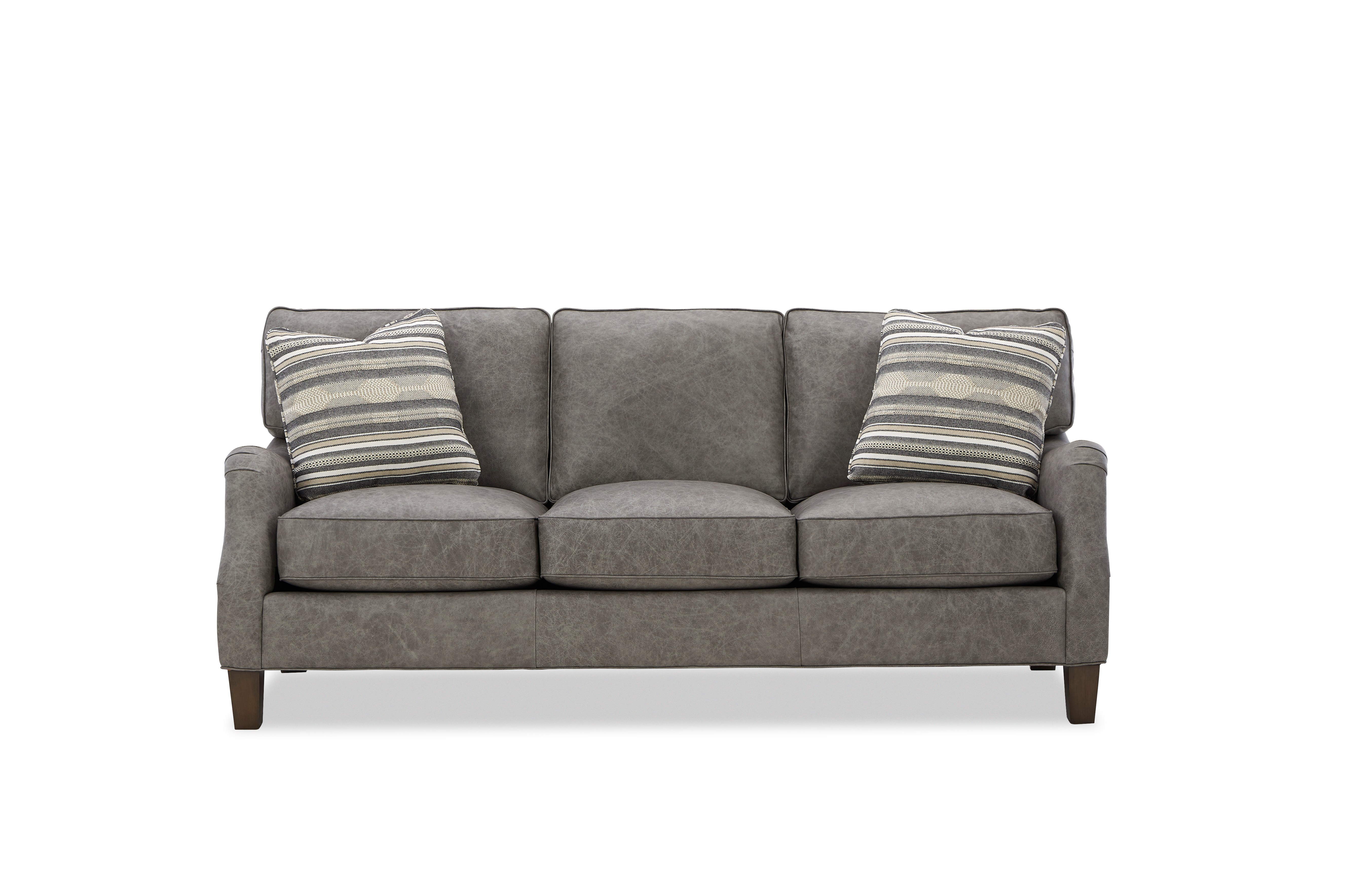 L713150BD Sofa w/ Pillows by Craftmaster at Prime Brothers Furniture