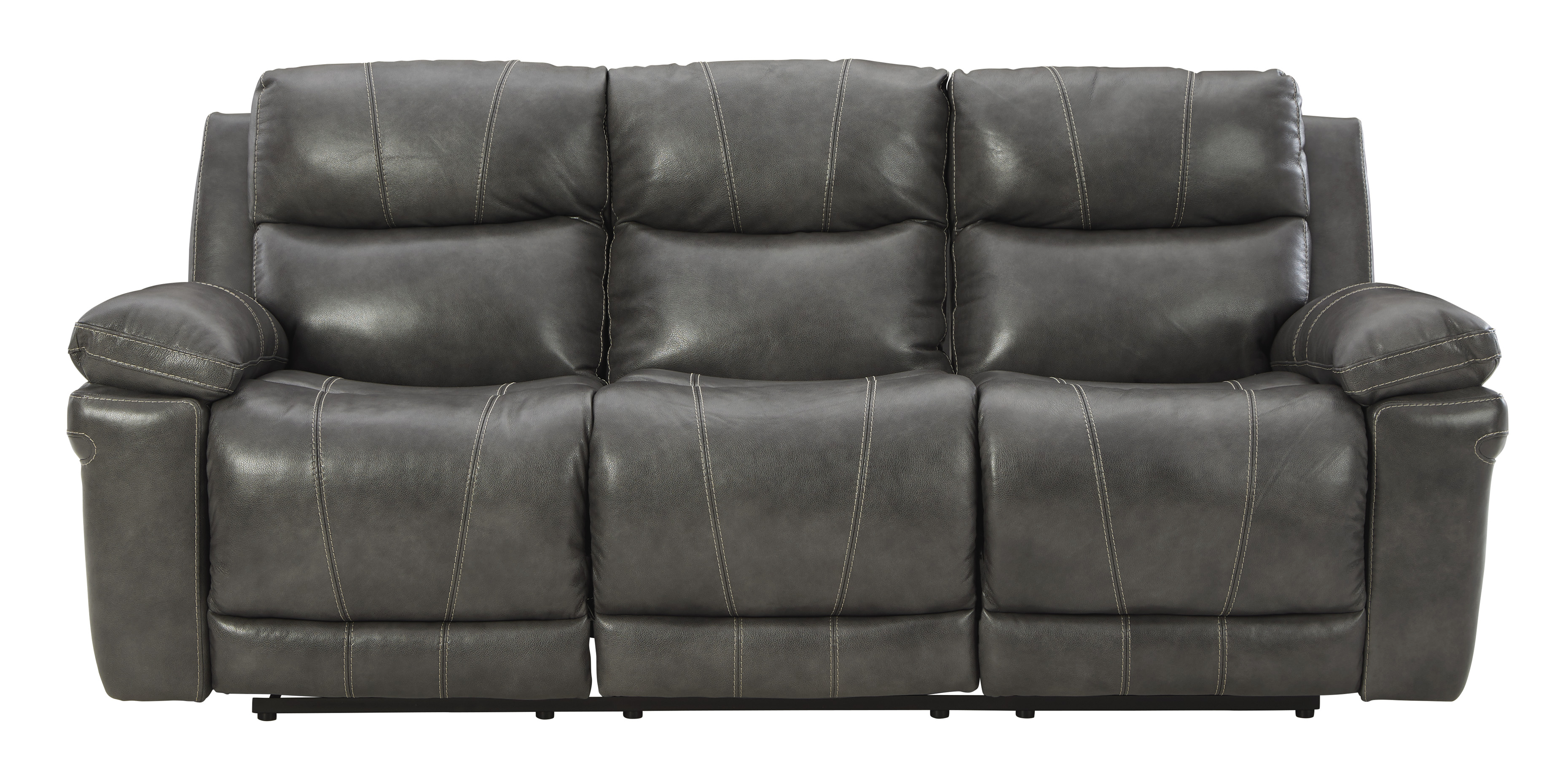 Edmar Power Reclining Sofa by Signature Design by Ashley at Simply Home by Lindy's