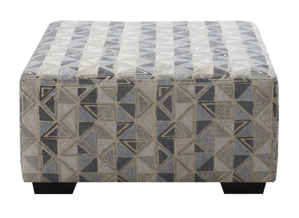 Berlin Small Square Ottoman by Emerald at Northeast Factory Direct