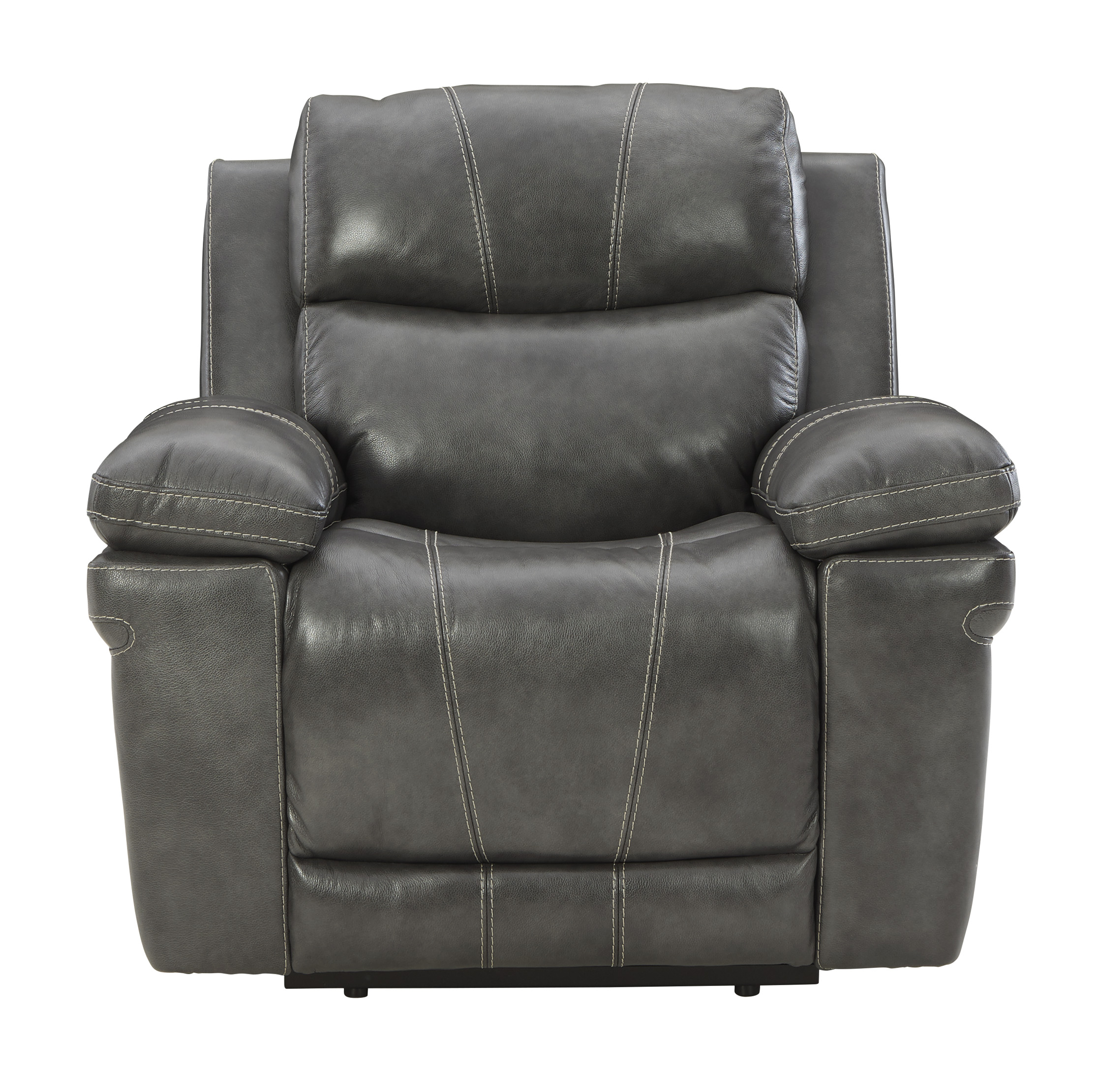 Edmar Power Recliner with Power Headrest by Signature Design by Ashley at Lynn's Furniture & Mattress
