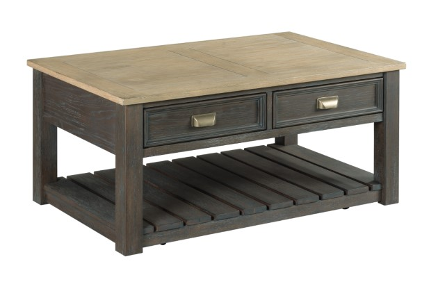 Lyle Creek Cocktail Table by England at Lynn's Furniture & Mattress