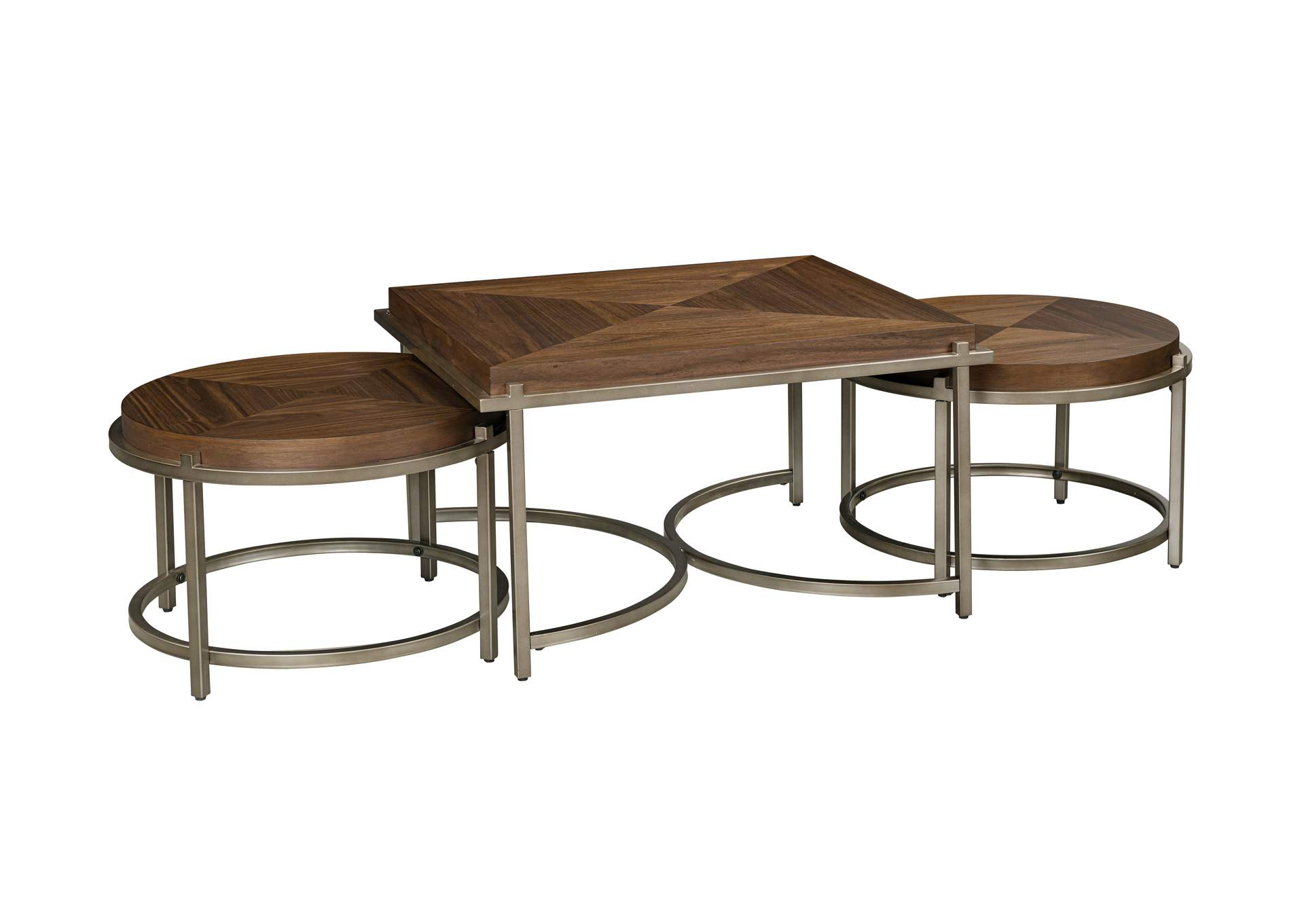 West Lake Nesting Cocktail Table by Lane at Powell's Furniture and Mattress