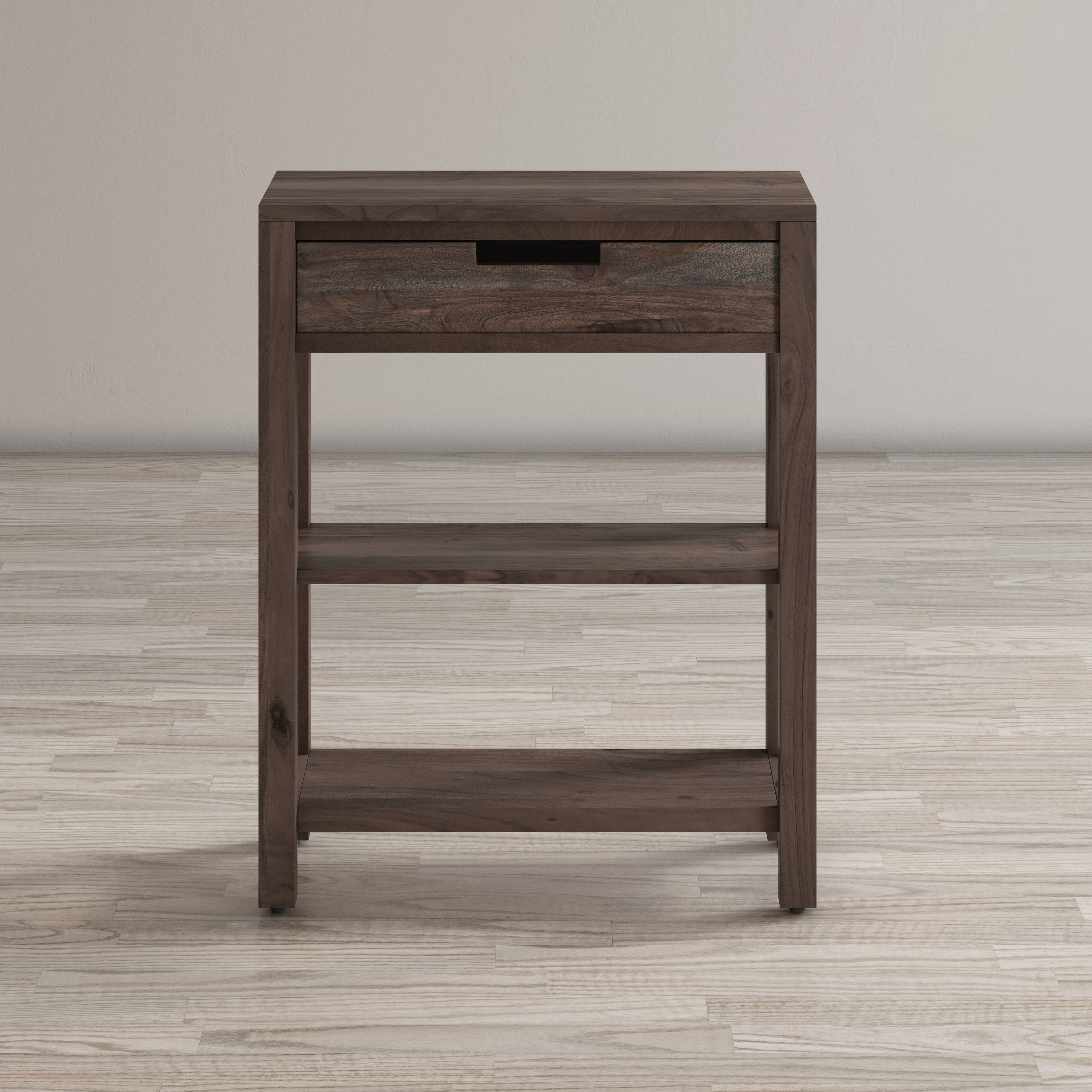 Global Archive 1 Drawer Accent Table by Jofran at Jofran