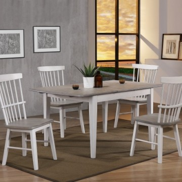 Brantley 5-Piece Dining Set by Winners Only at Lindy's Furniture Company
