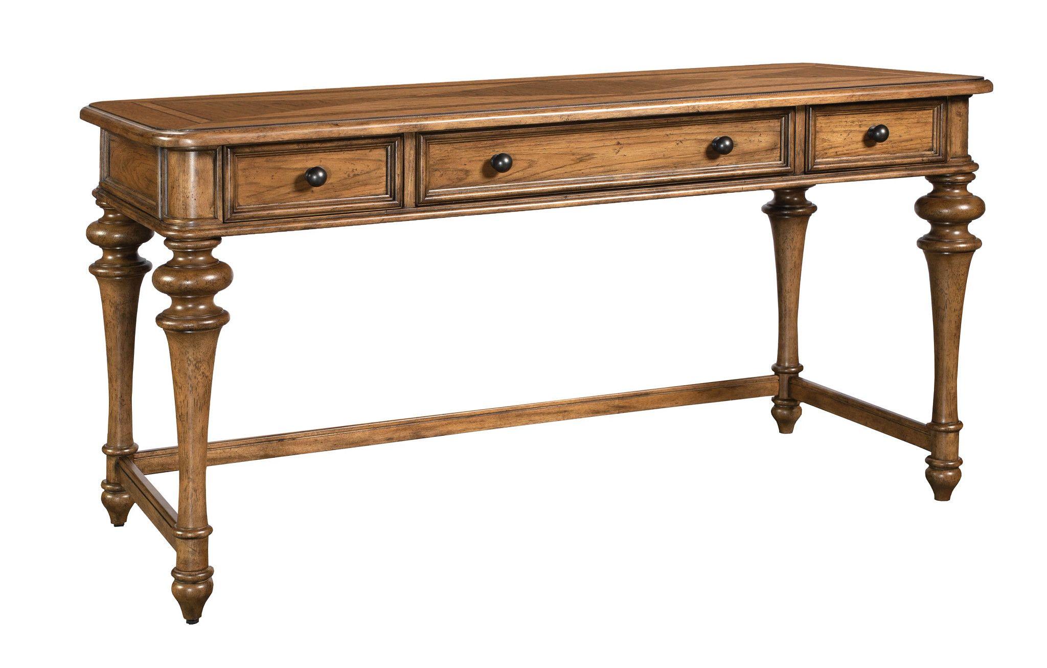 Berkshire Writing Desk by Hammary at Crowley Furniture & Mattress