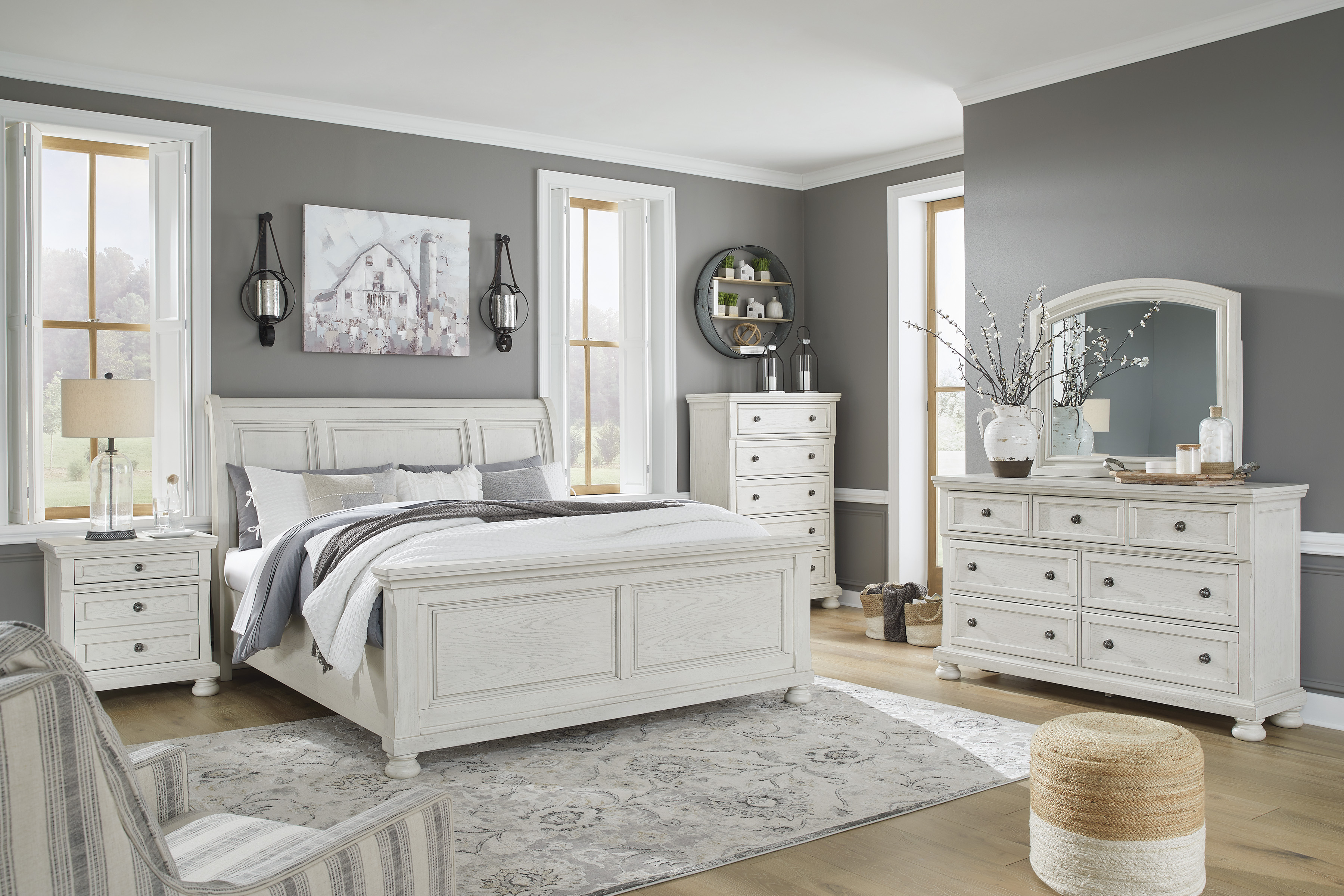 Robbinsdale Bedroom Groups by Signature Design by Ashley at Lynn's Furniture & Mattress