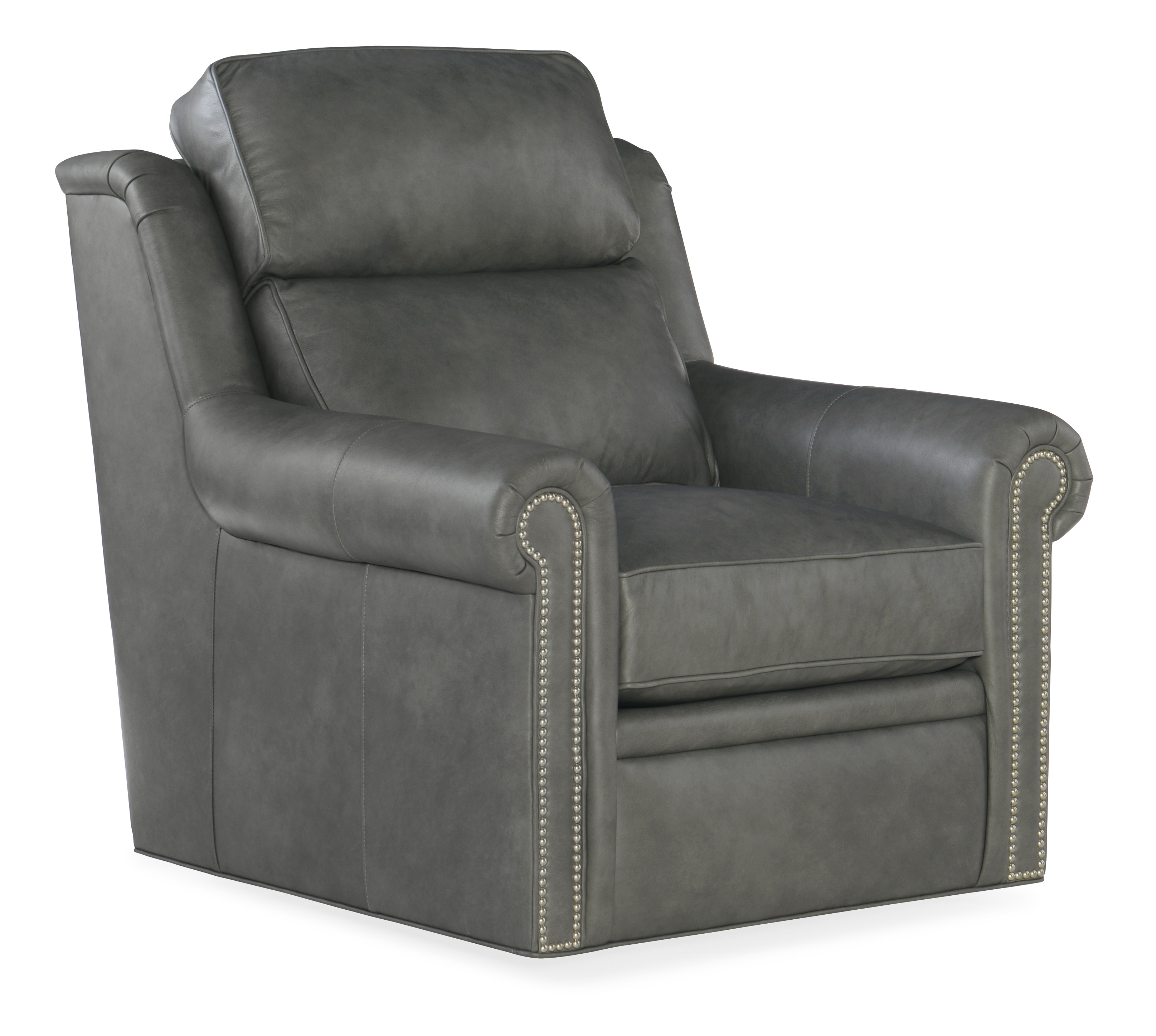 Reece Swivel Chair by Bradington Young at Sprintz Furniture