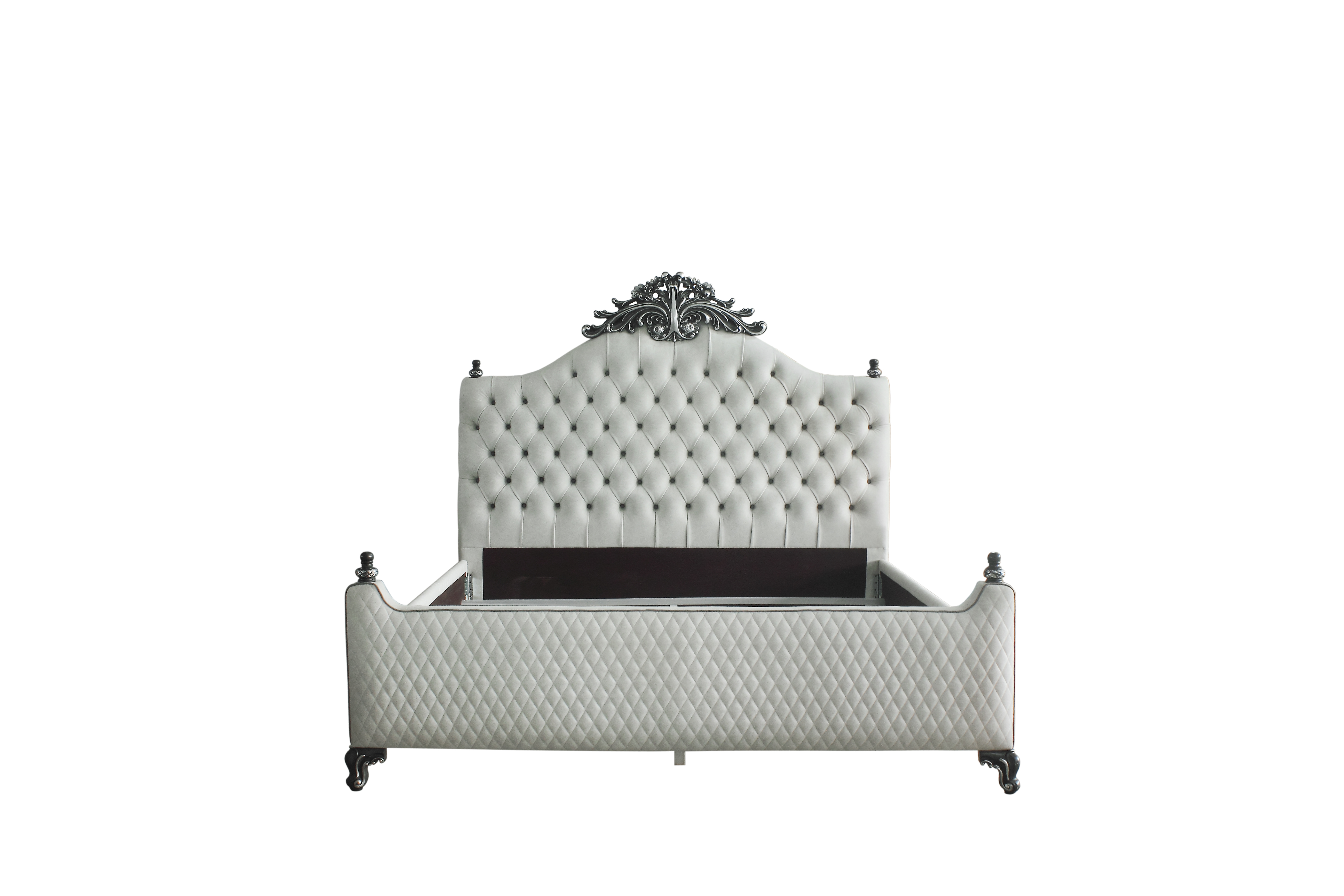 House Delphine Queen Bed by Acme Furniture at Dream Home Interiors