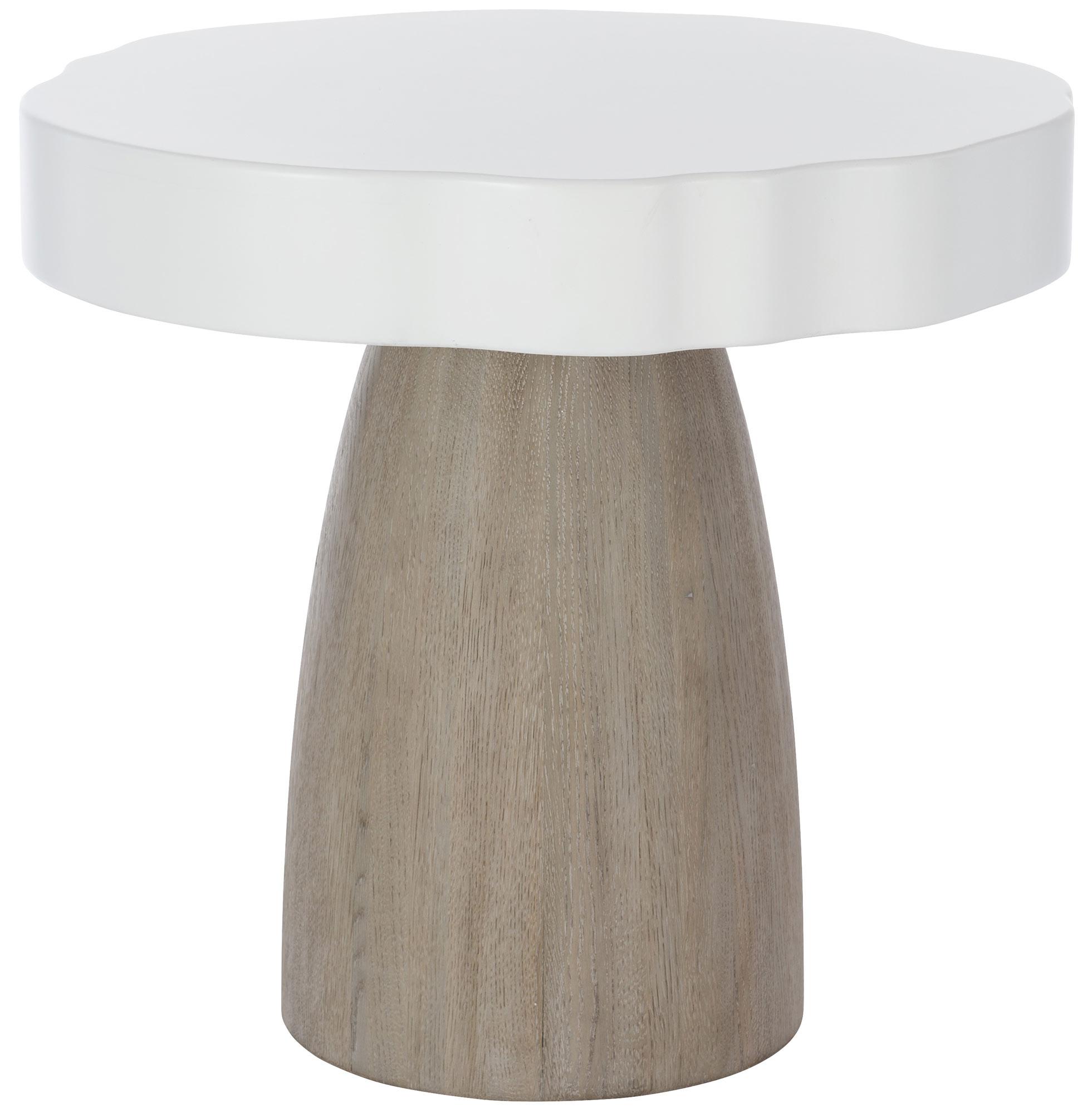 Laramie Side Table by Bernhardt at Belfort Furniture