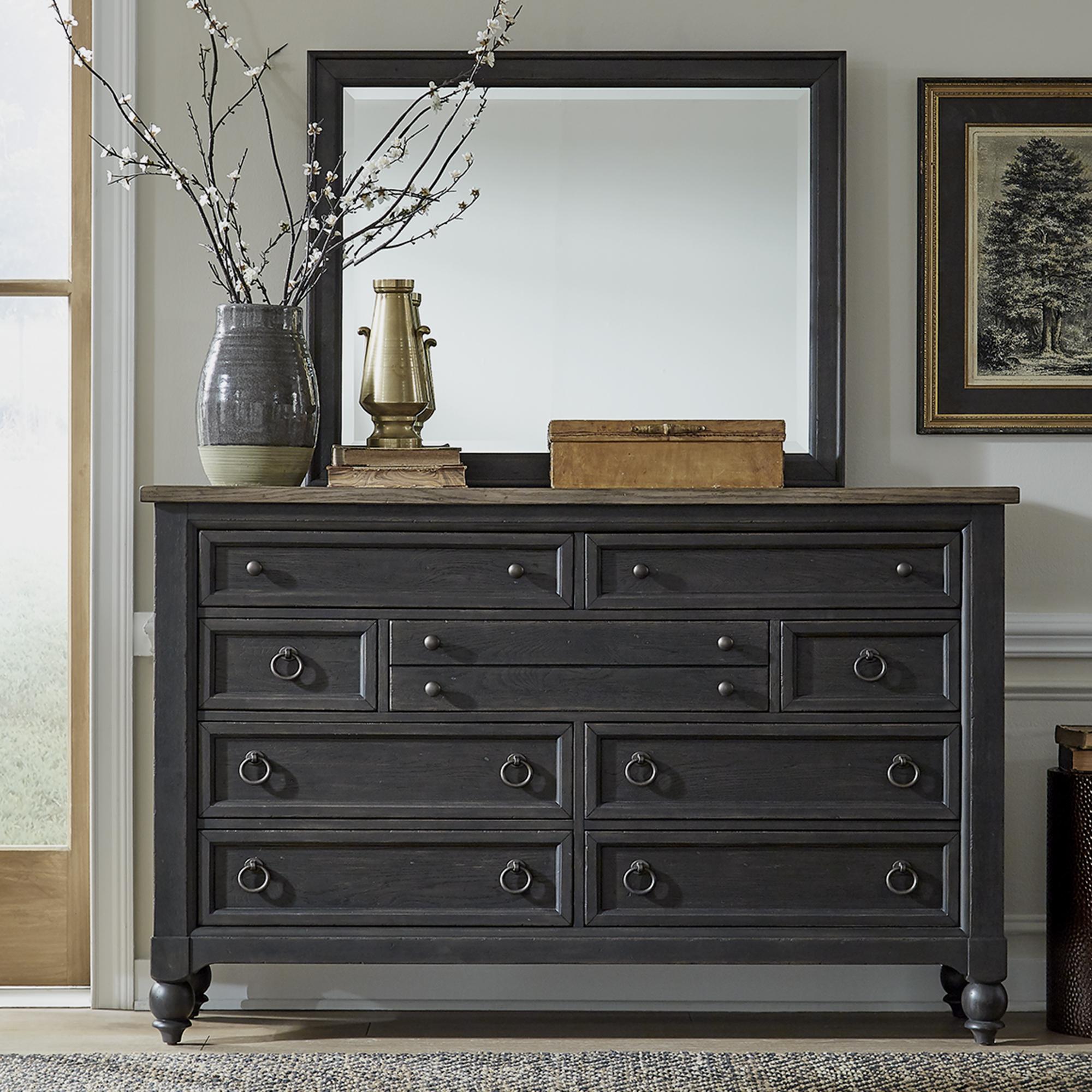 Americana Farmhouse Dressers by Liberty Furniture at Standard Furniture
