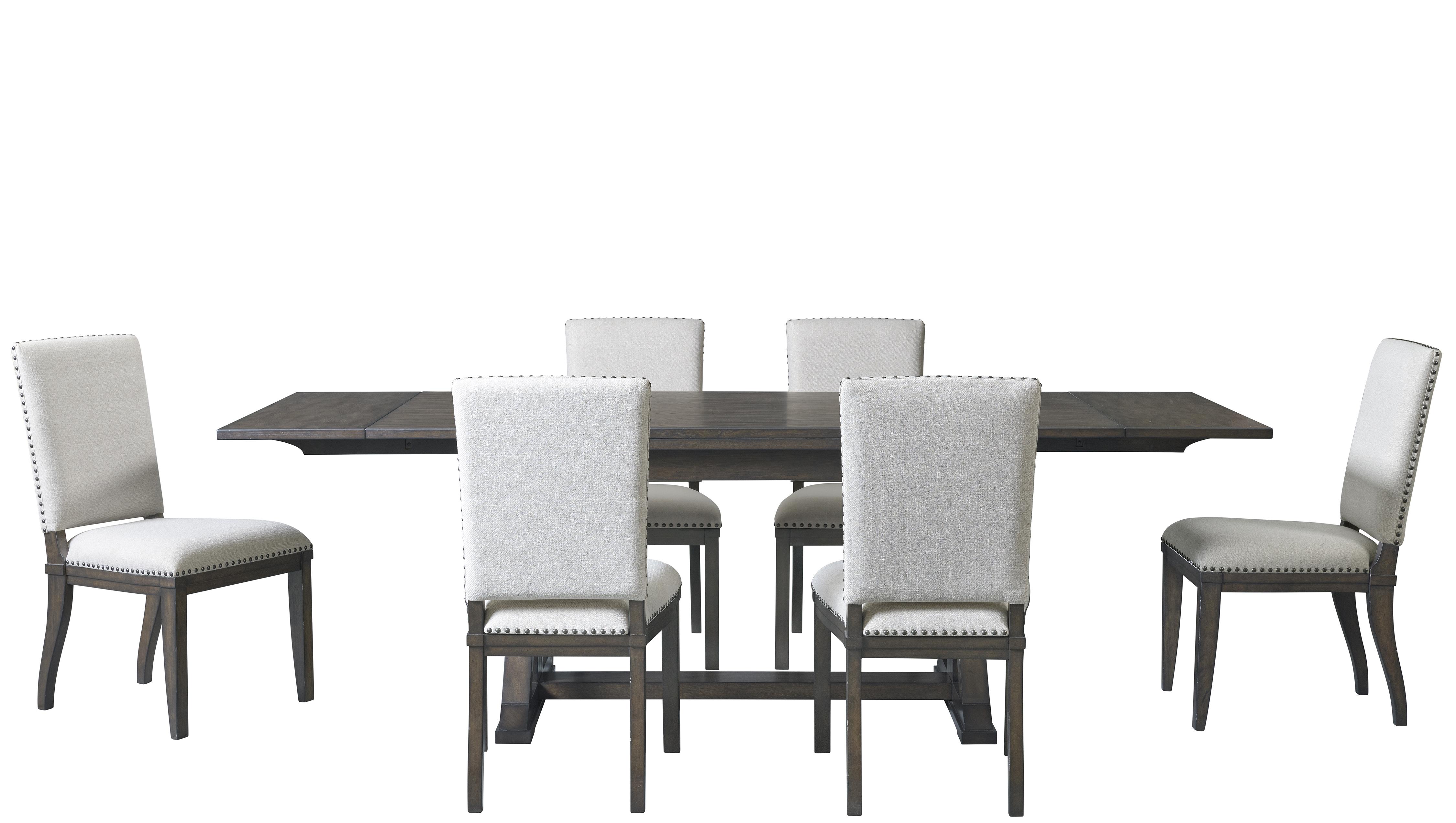 Forsyth 7-Piece Dining Set by Riverside Furniture at Wayside Furniture