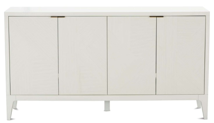Nicco Credenza by Rowe at Esprit Decor Home Furnishings