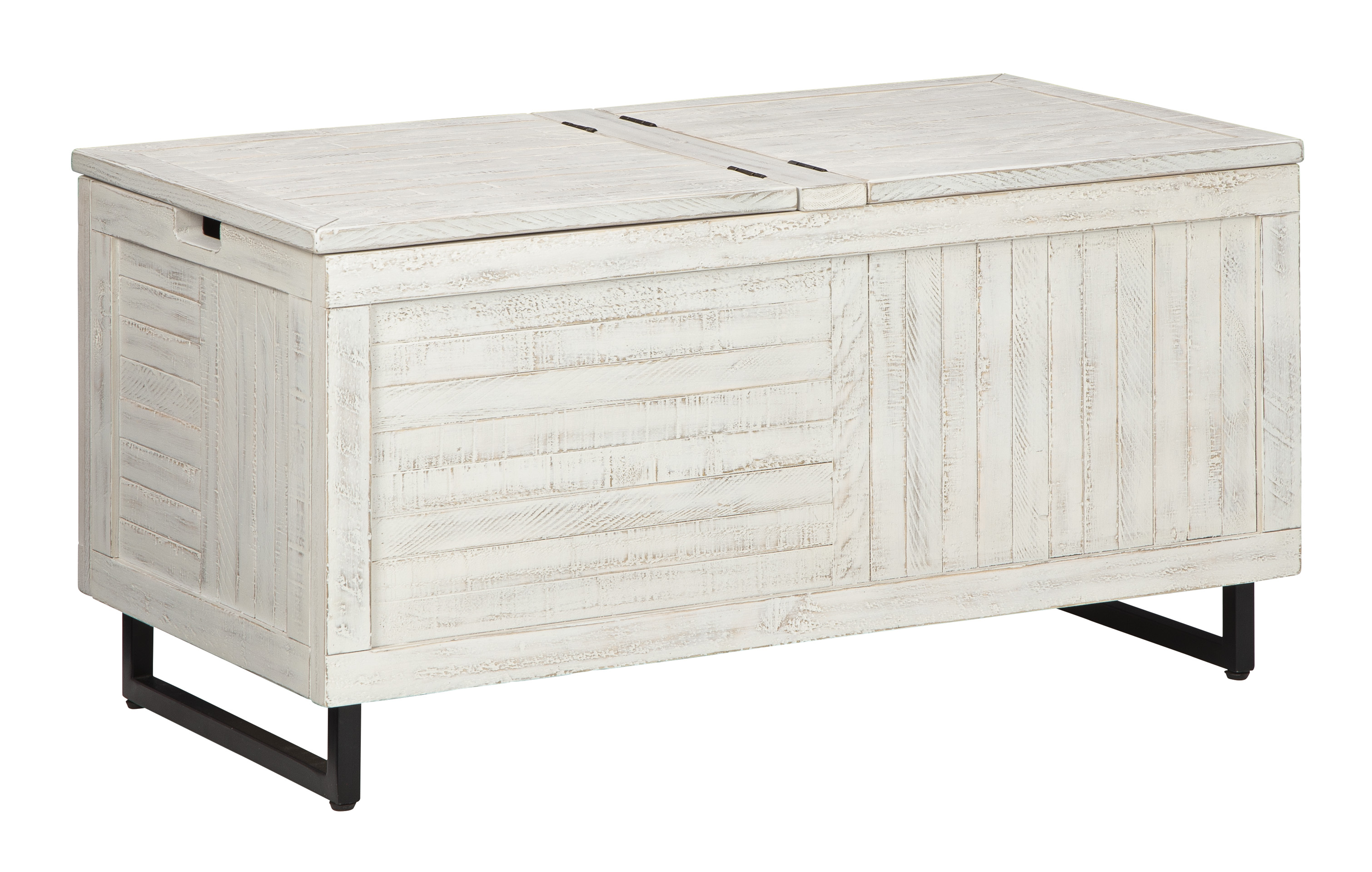 Coltport Storage Trunk by Signature Design by Ashley at Rife's Home Furniture