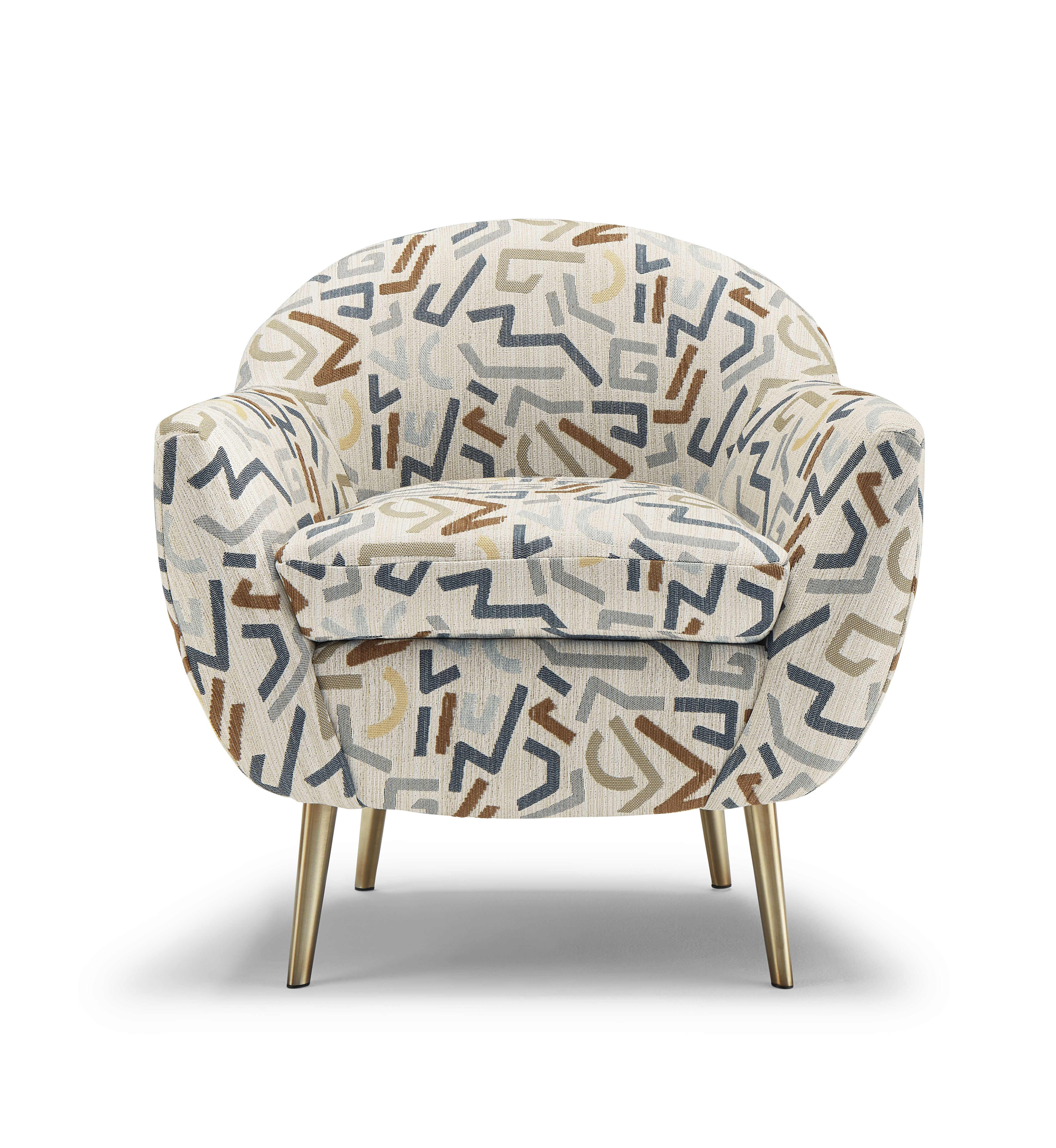 Kissly Accent Chair by Best Home Furnishings at Simply Home by Lindy's