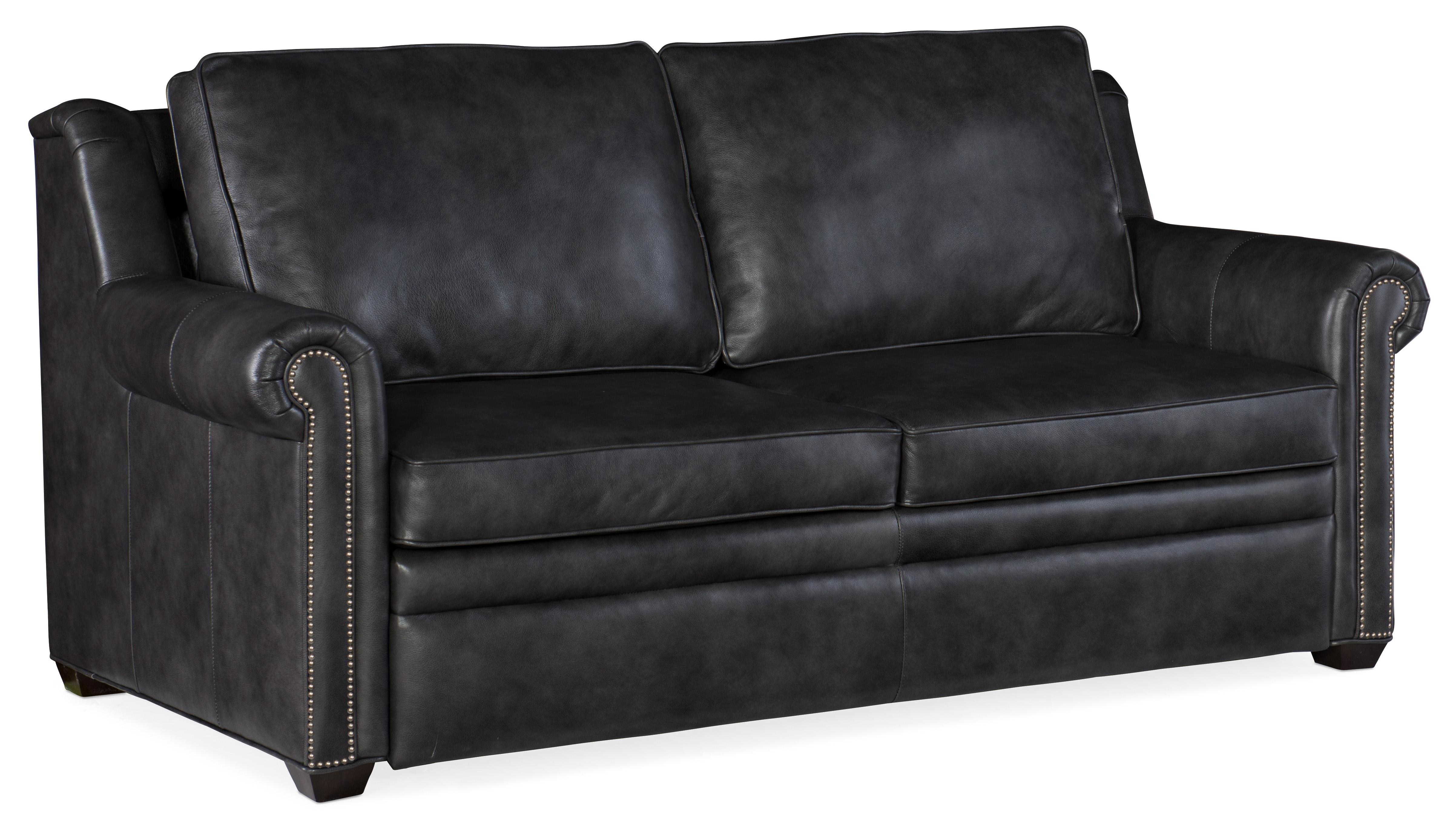 Reece Queen Power Sleep Sofa by Bradington Young at Mueller Furniture