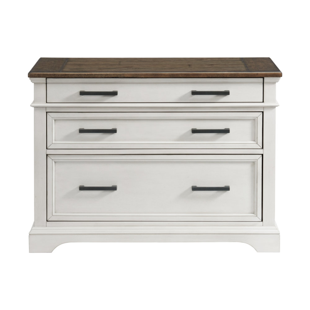 Drake Lateral File Cabinet by VFM Signature at Virginia Furniture Market