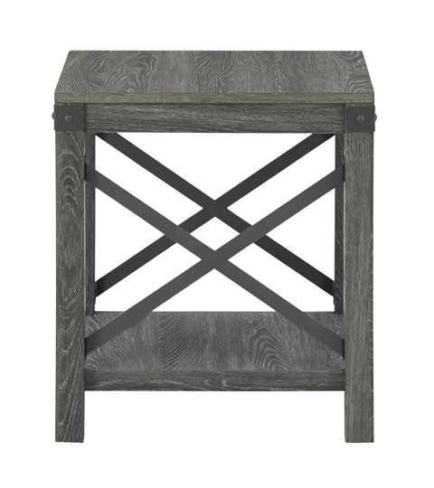 Freedan End Table by Signature Design by Ashley at Westrich Furniture & Appliances
