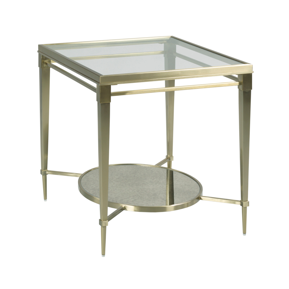 Galerie End Tables by Hammary at Mueller Furniture