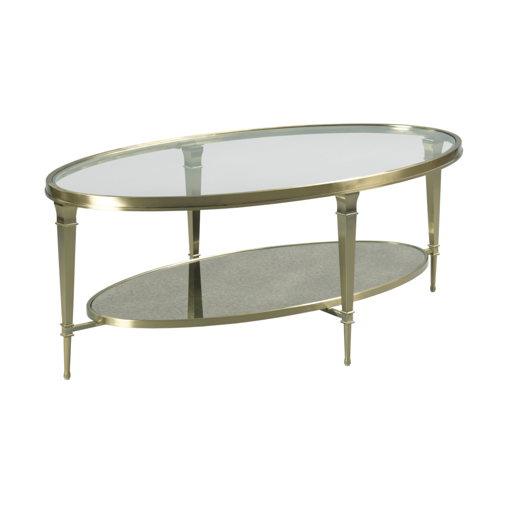 Galerie Cocktail/Coffee Tables by Hammary at Reid's Furniture
