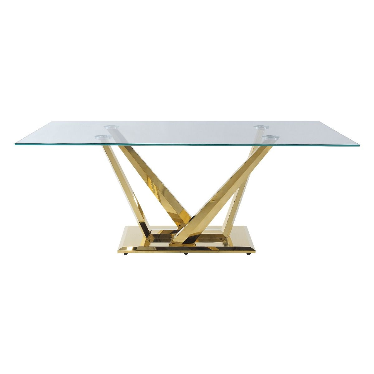 Barnard Table by Acme Furniture at Dream Home Interiors
