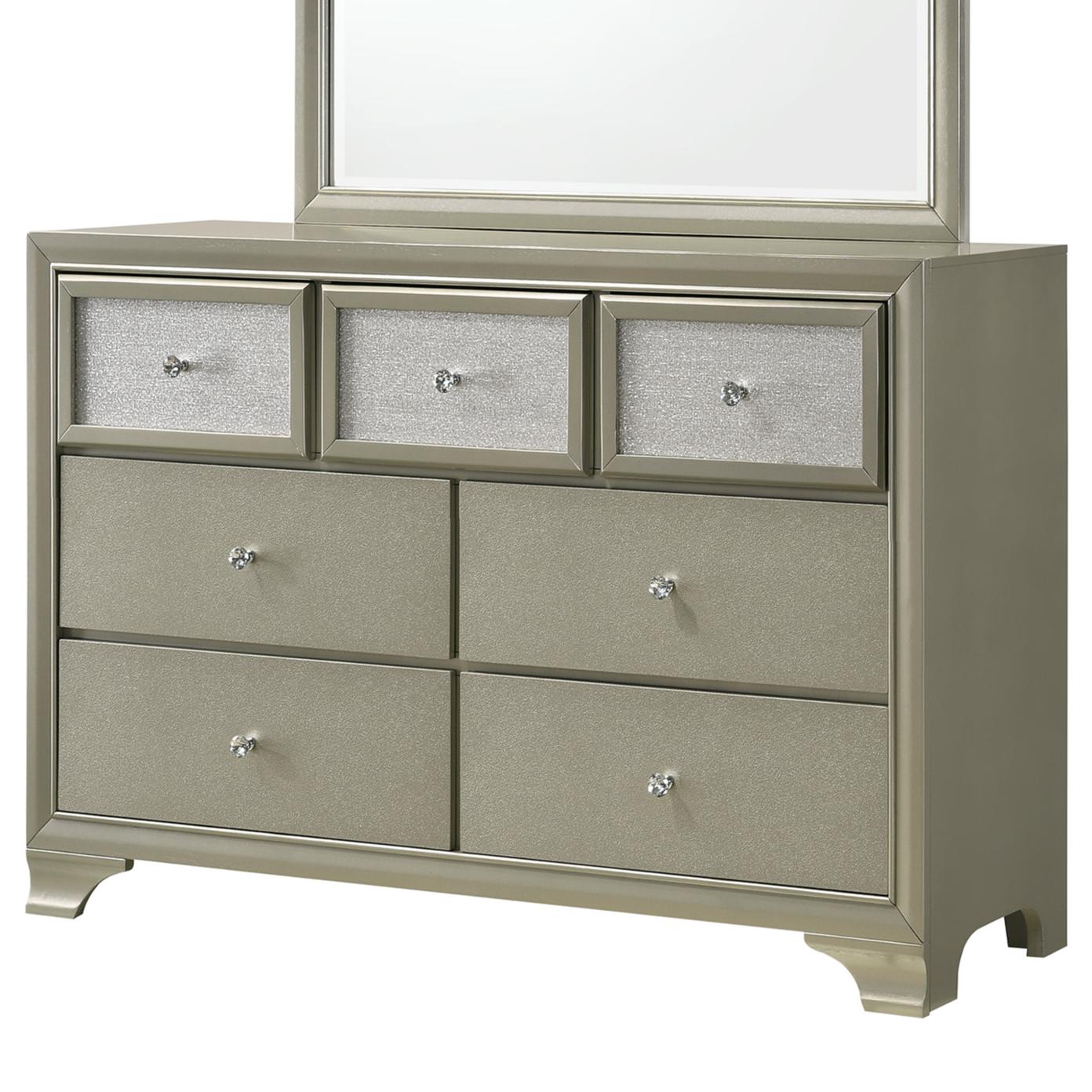 Landyn Dresser by Crown Mark at Dream Home Interiors
