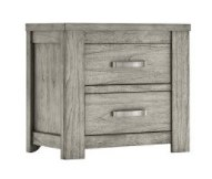Brentwood Nightstand at Sadler's Home Furnishings